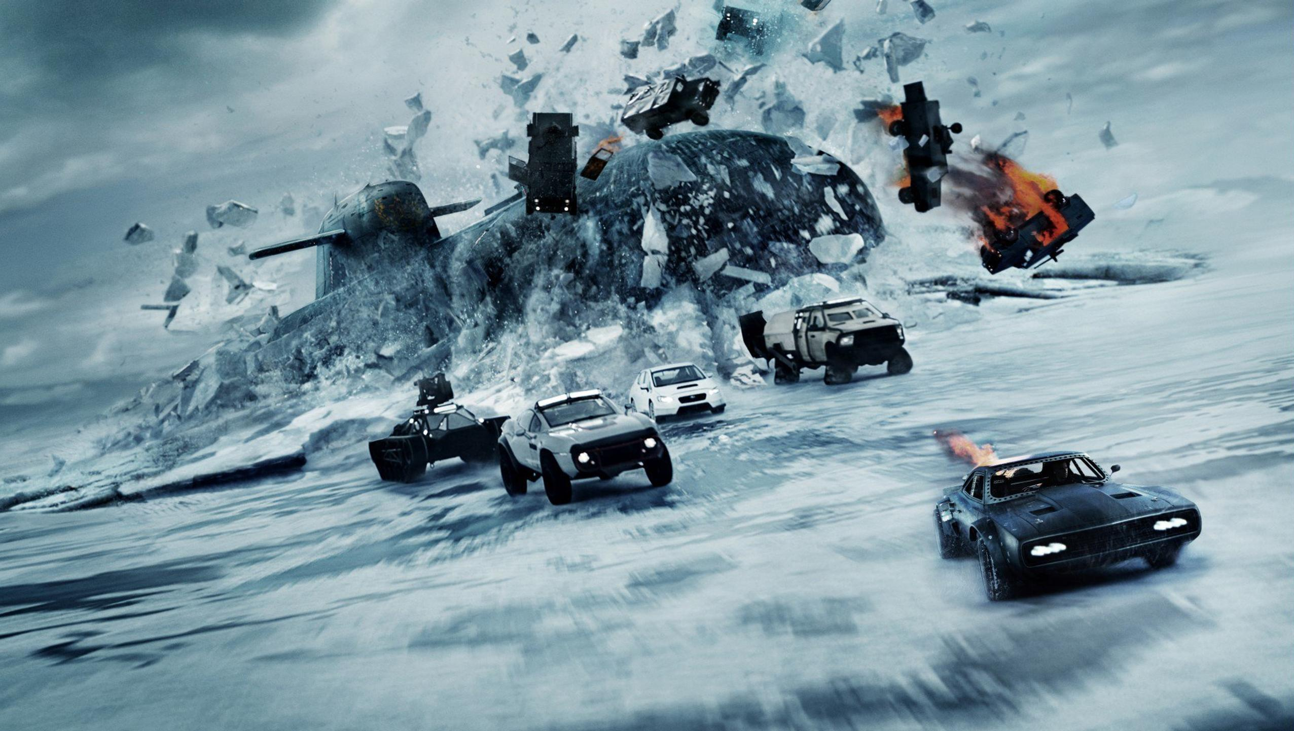 "Wallpaper for ""The Fate of the Furious"" (2017)"