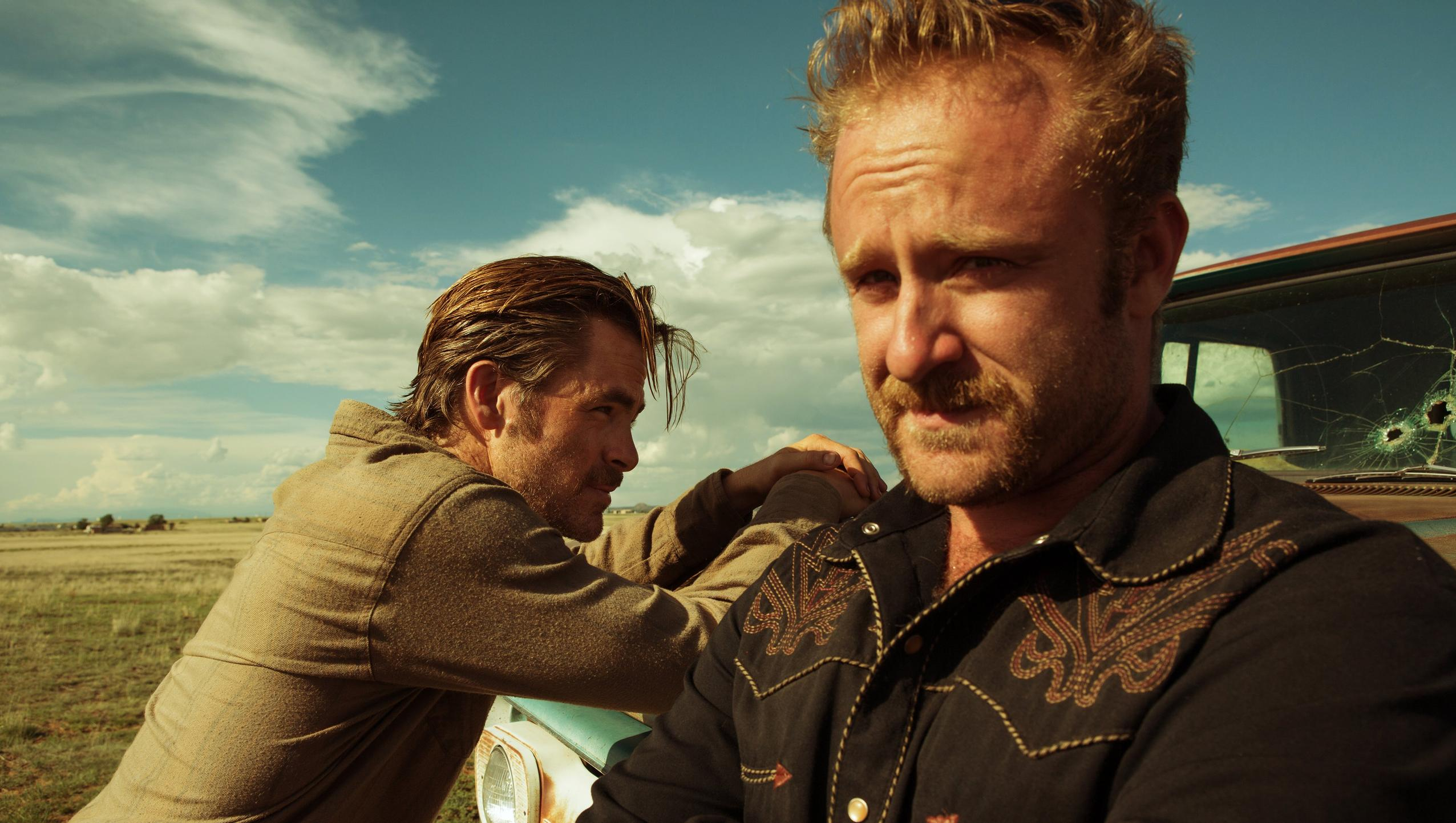 "Wallpaper for ""Hell or High Water"" (2016)"