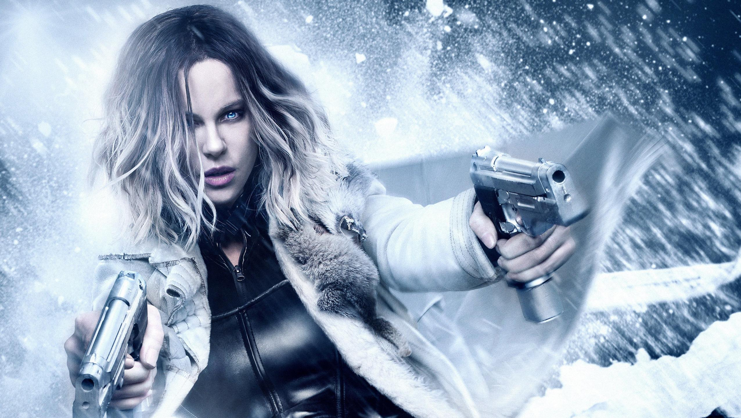 "Wallpaper for ""Underworld: Blood Wars"" (2016)"