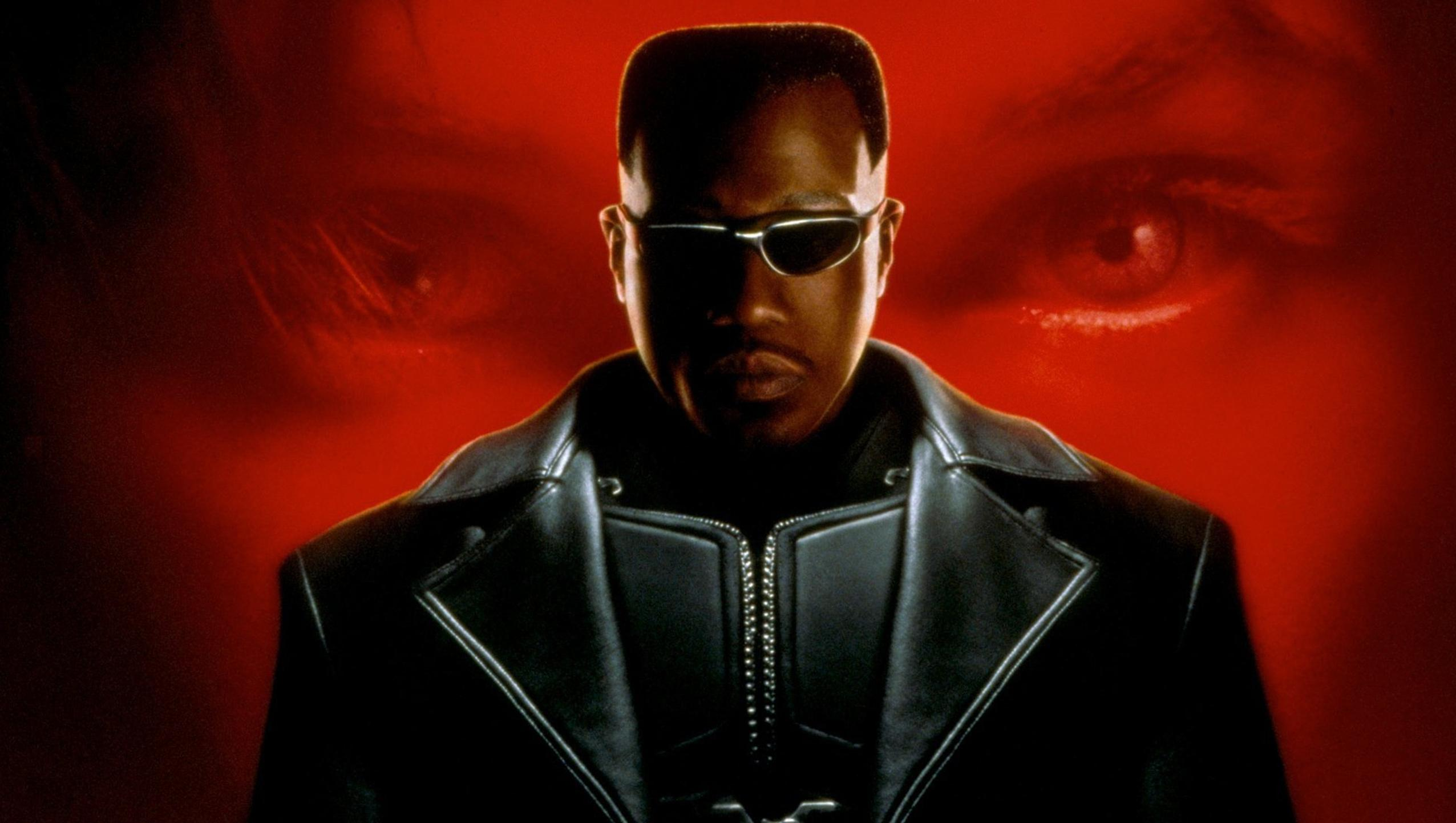 "Wallpaper for ""Blade"" (1998)"
