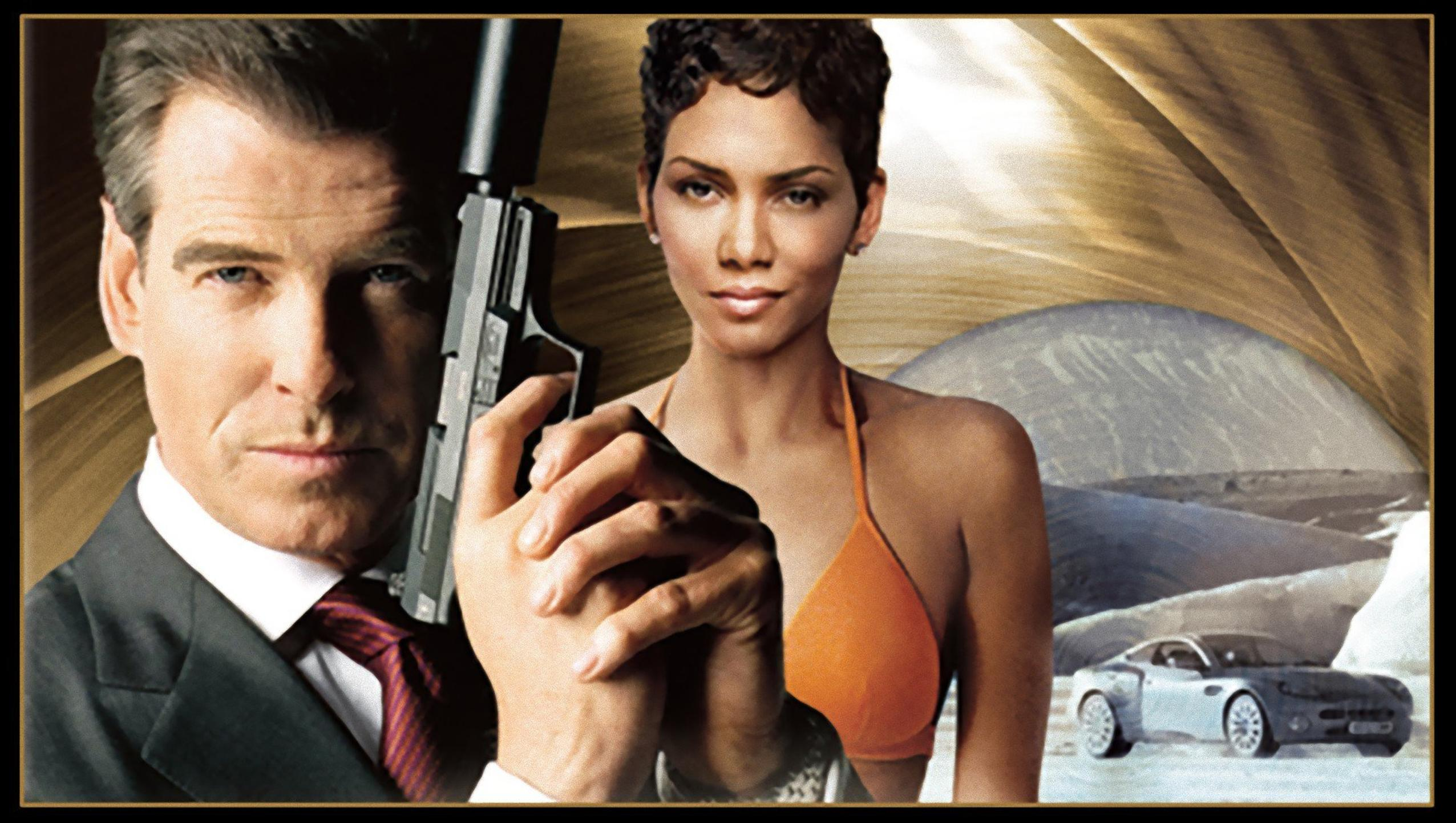 "Wallpaper for ""Die Another Day"" (2002)"