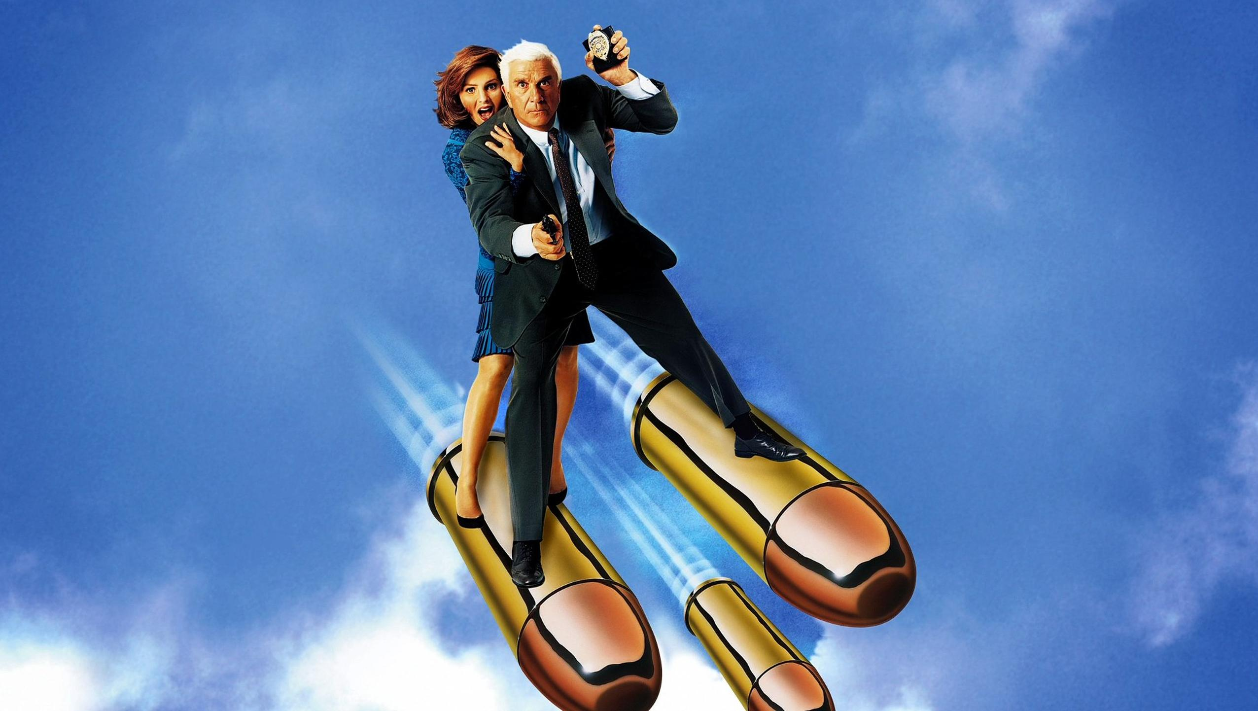 MOVIE PHOTO: Naked Gun 2½: The Smell of Fear-Leslie