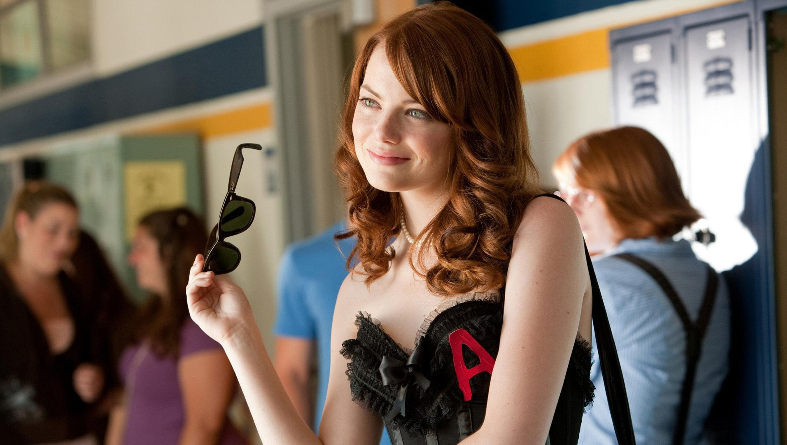 "Wallpaper for ""Easy A"" (2010)"