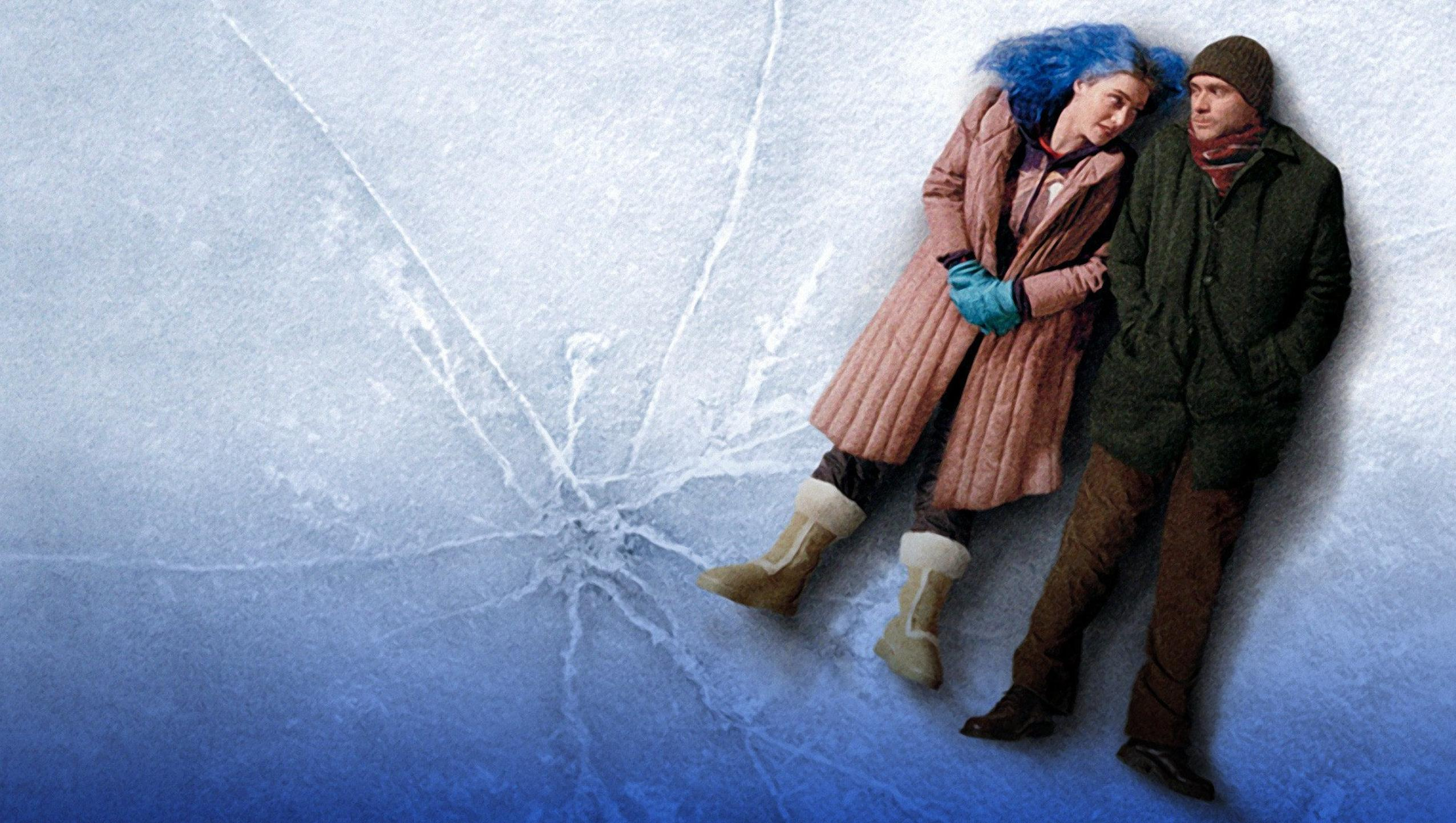 "Wallpaper for ""Eternal Sunshine of the Spotless Mind"" (2004)"