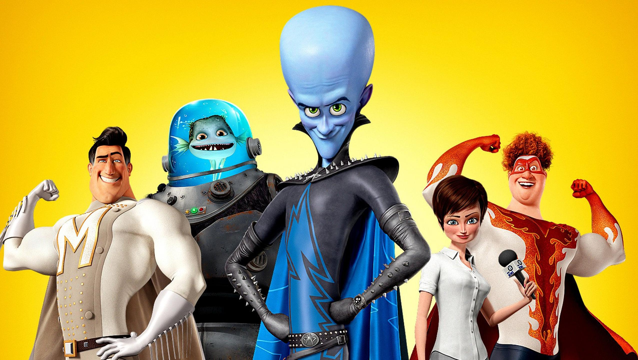 "Wallpaper for ""Megamind"" (2010)"