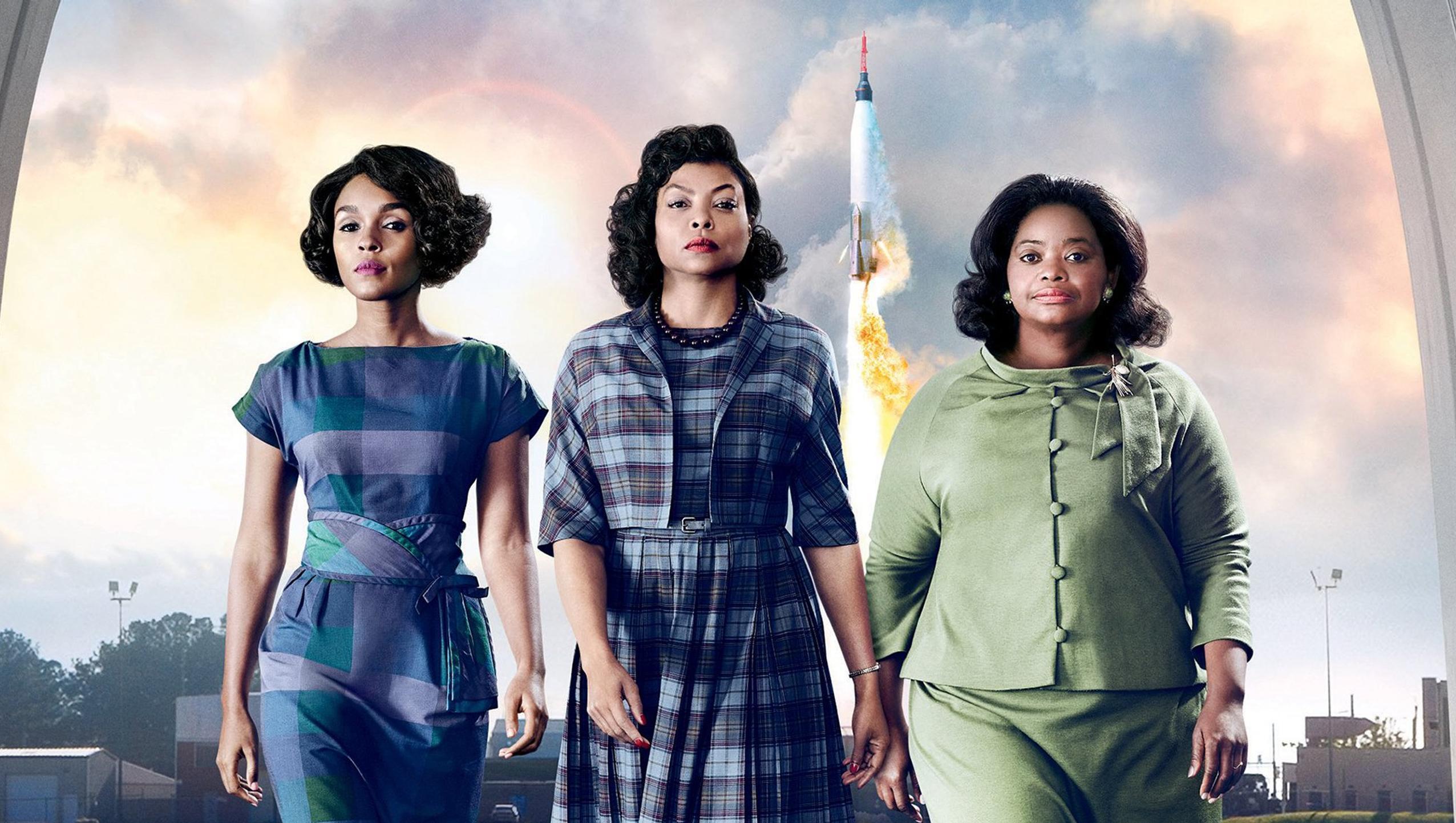 "Wallpaper for ""Hidden Figures"" (2016)"