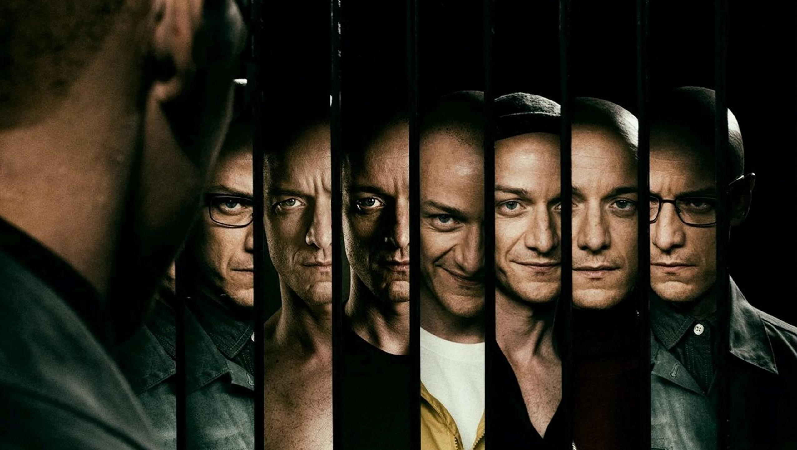 "Wallpaper for ""Split"" (2017)"