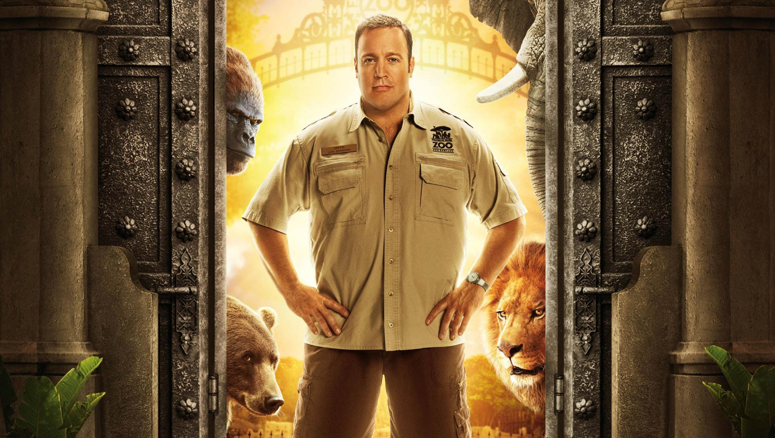"Wallpaper for ""Zookeeper"" (2011)"
