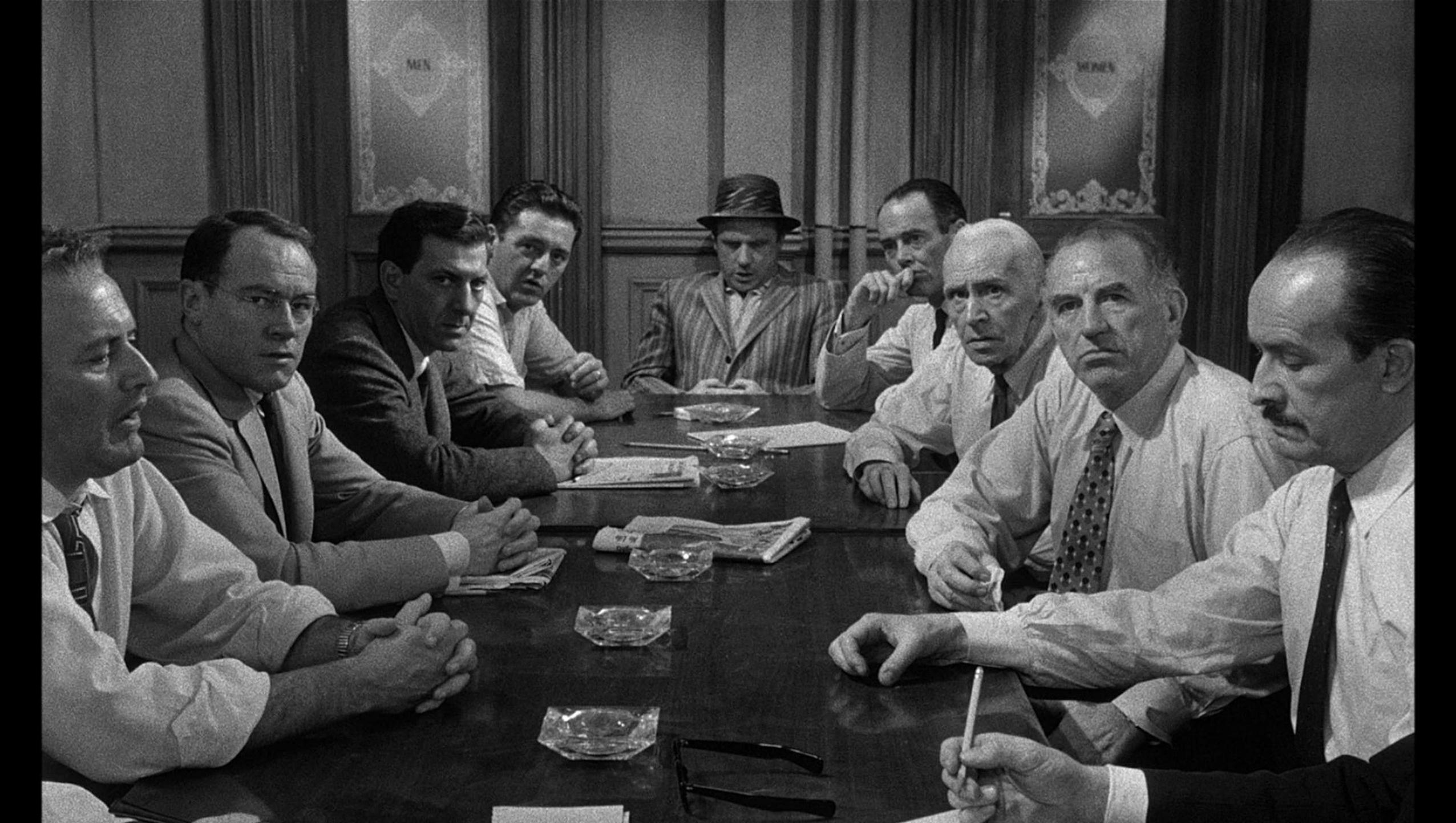 "Wallpaper for ""12 Angry Men"" (1957)"
