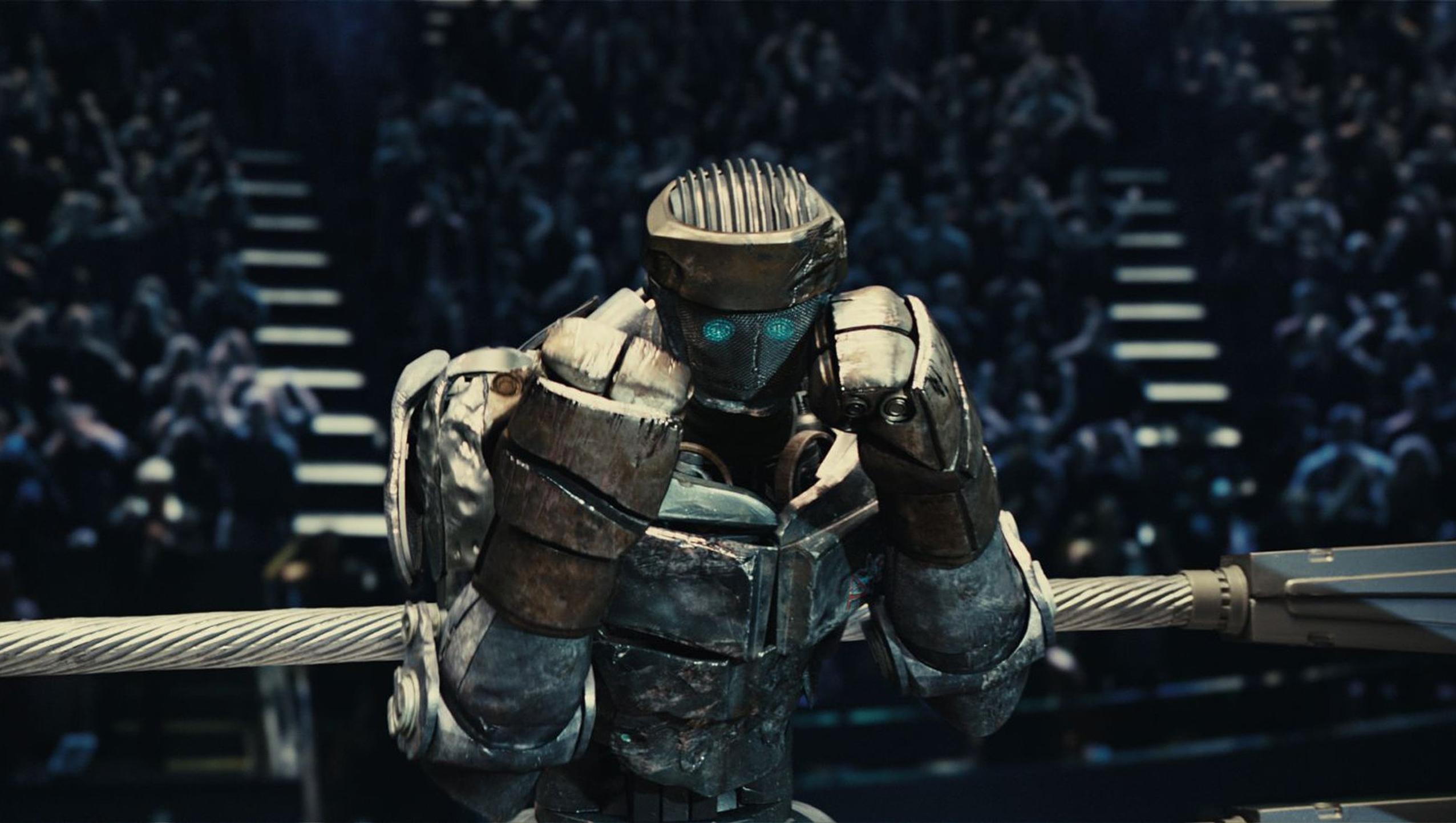 "Wallpaper for ""Real Steel"" (2011)"