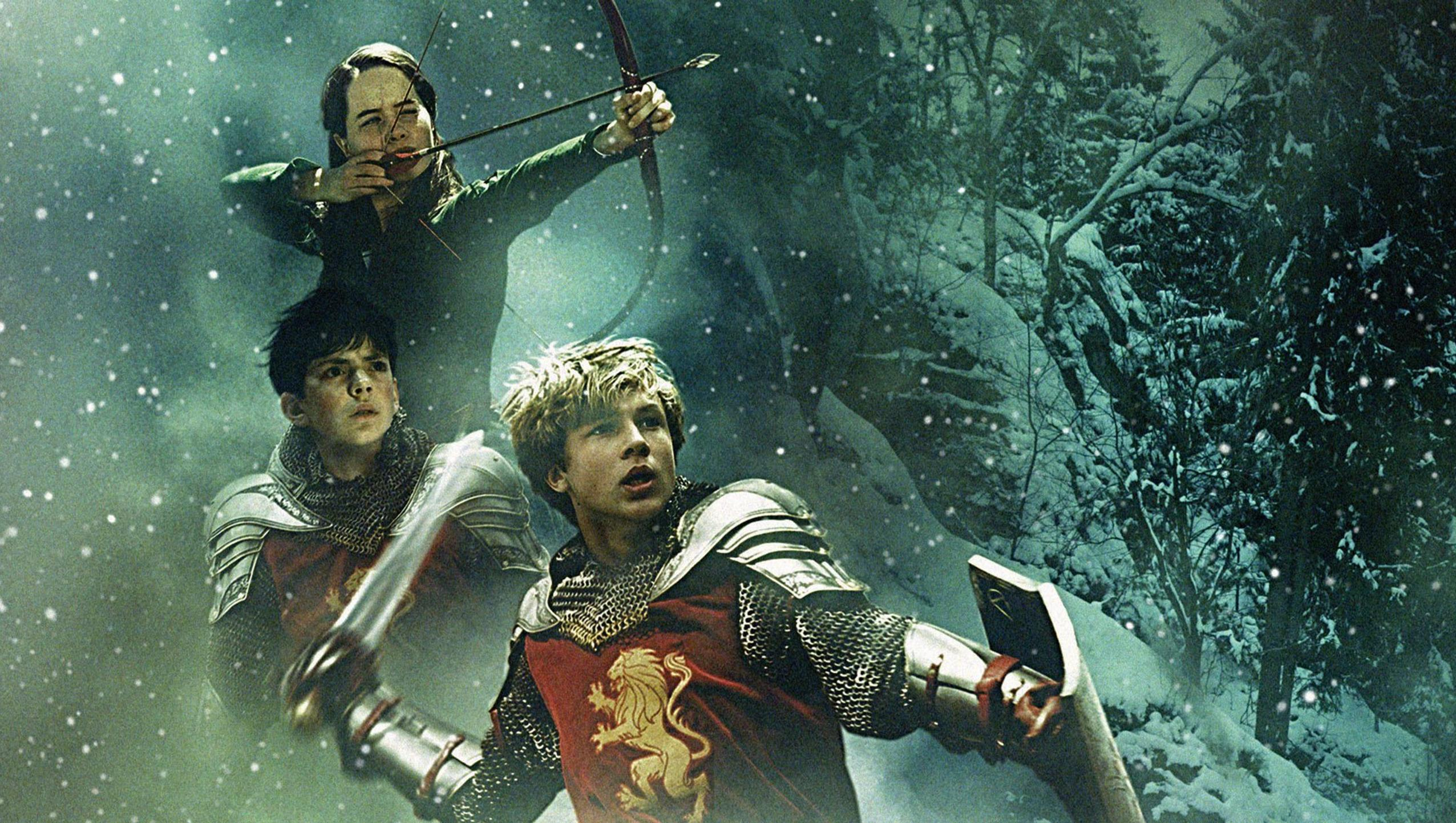 "Wallpaper for ""The Chronicles of Narnia: The Lion, the Witch and the Wardrobe"" (2005)"