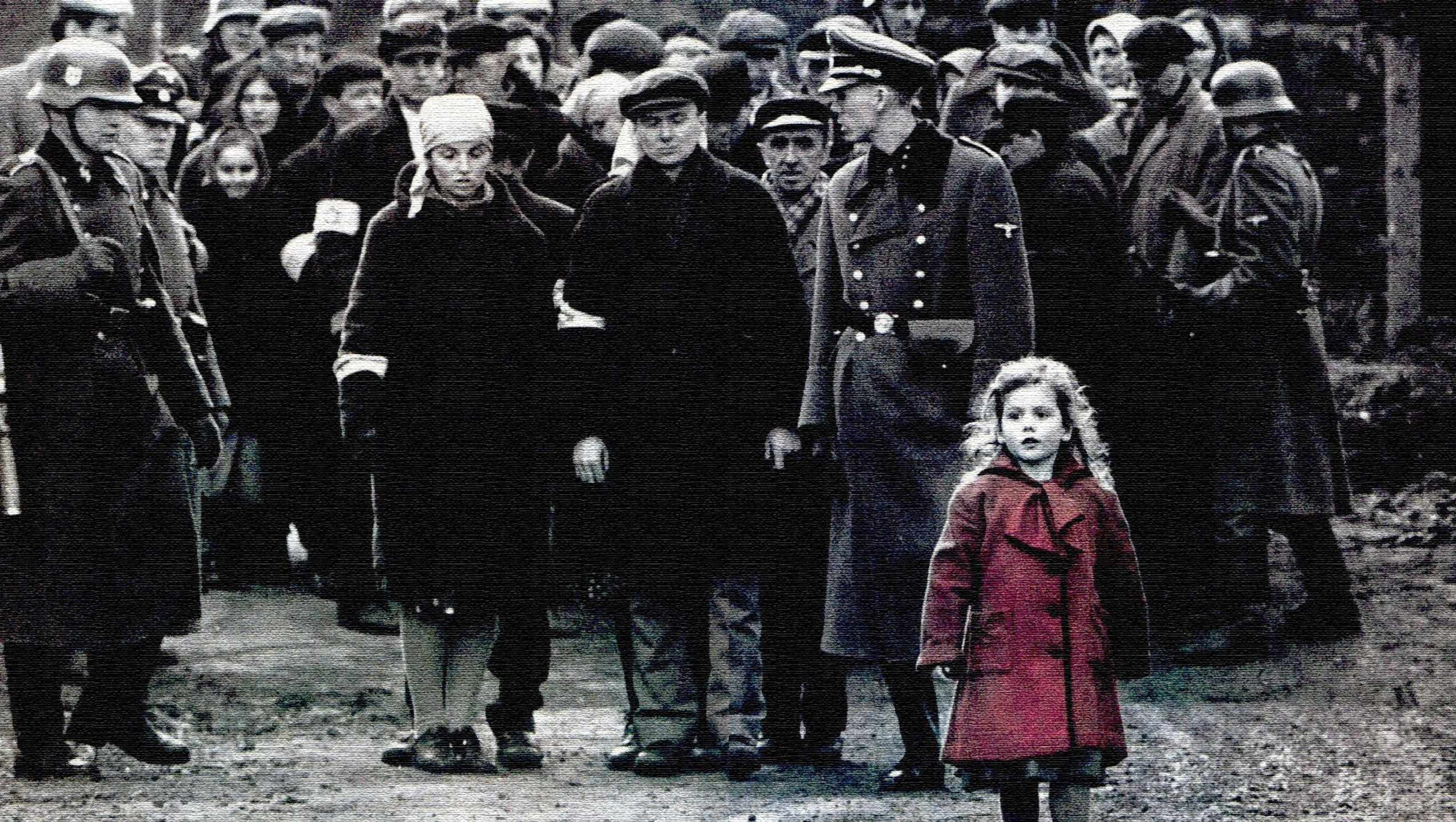 "Wallpaper for ""Schindler's List"" (1993)"