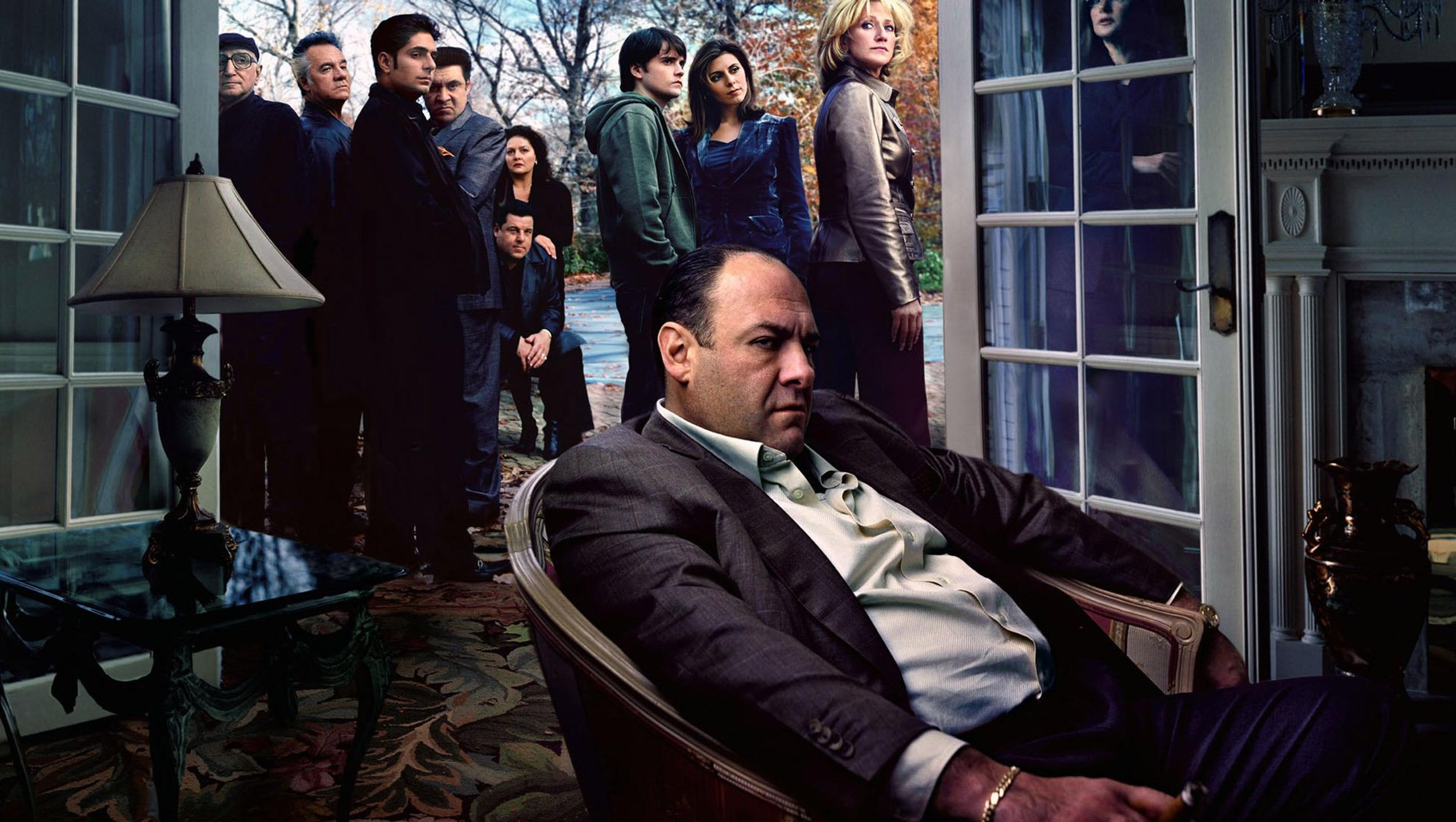 "Wallpaper for ""The Sopranos"" (2007)"