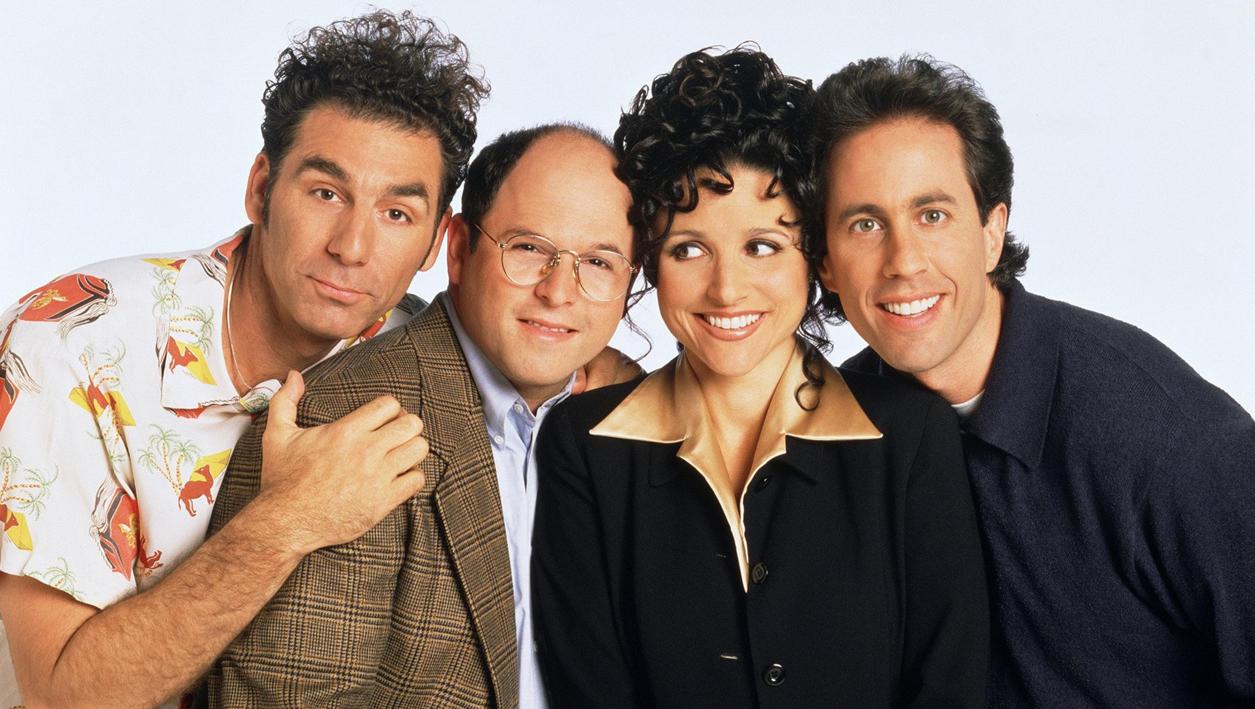 "Wallpaper for ""Seinfeld"" (1998)"