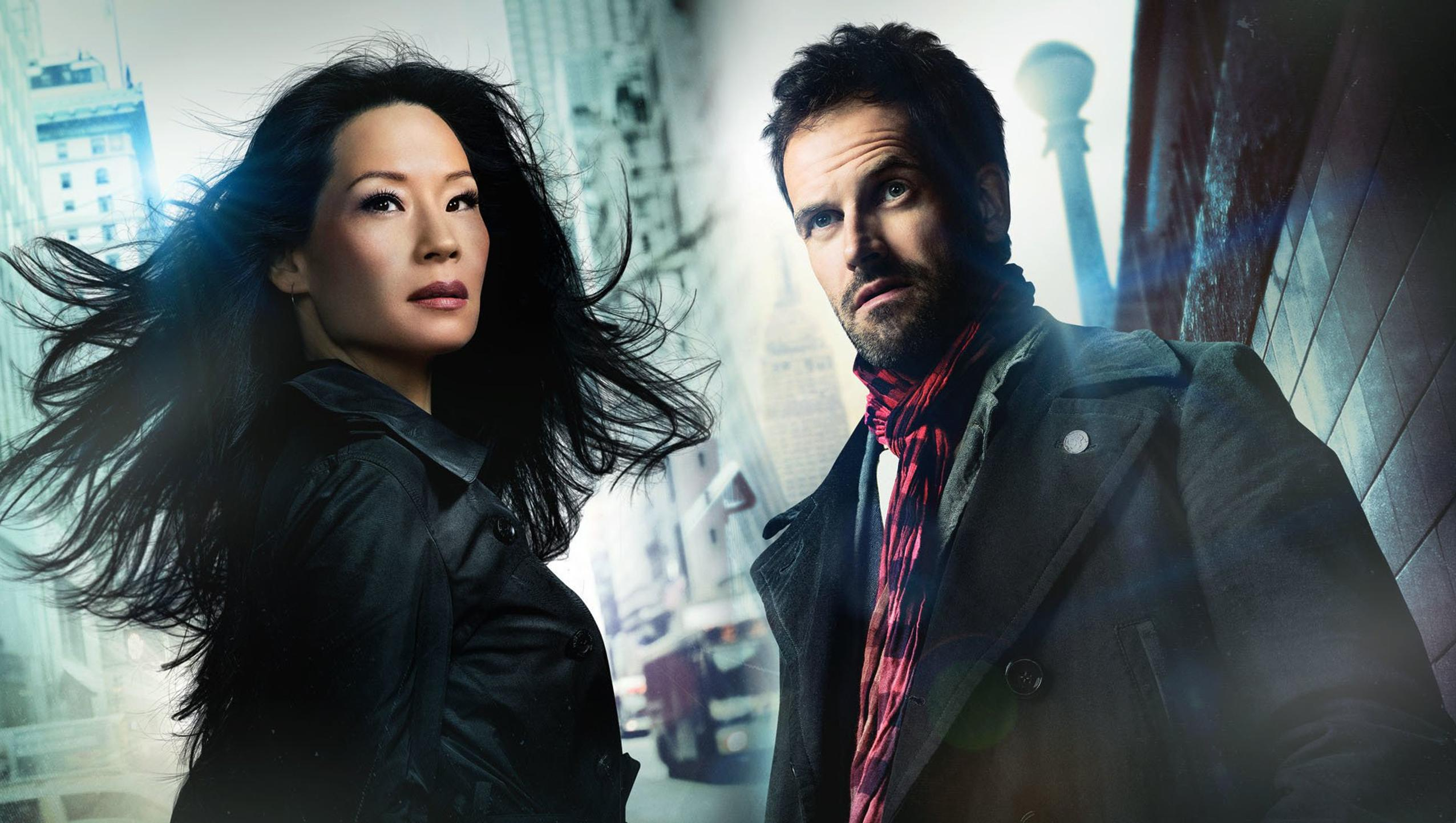 "Wallpaper for ""Elementary"" (2019)"