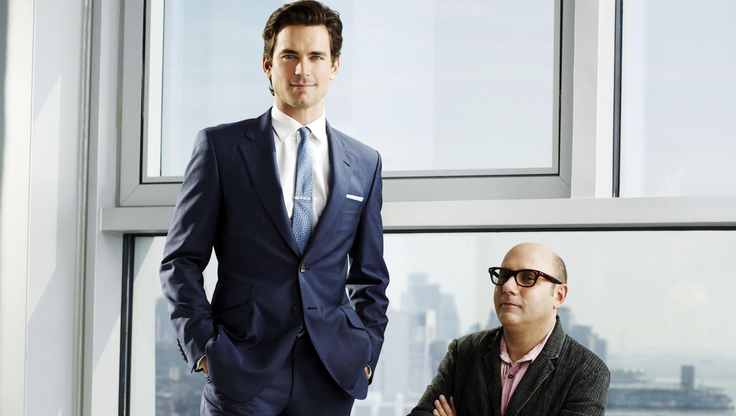 "Wallpaper for ""White Collar"" (2014)"