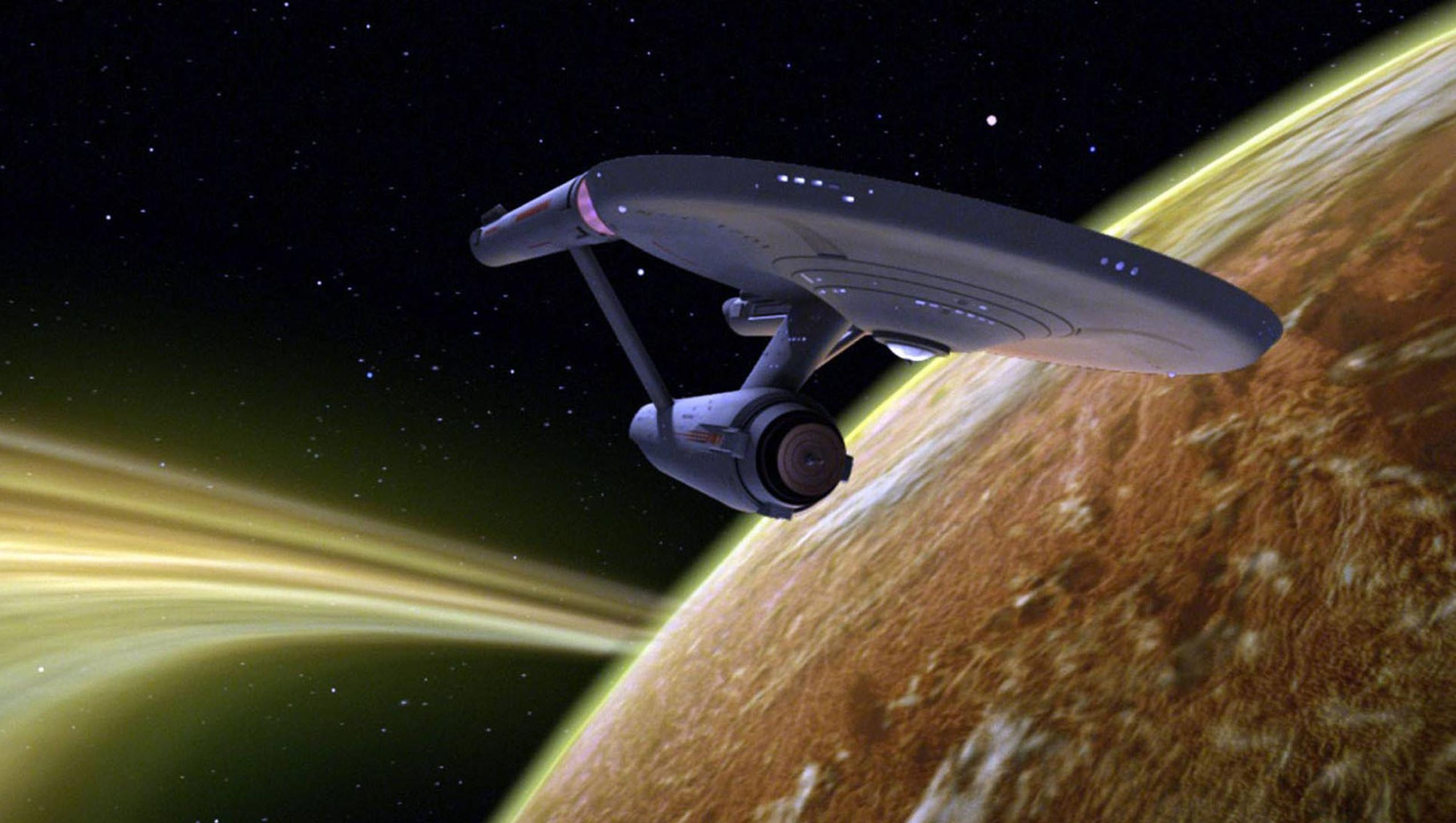 "Wallpaper for ""Star Trek"" (1969)"