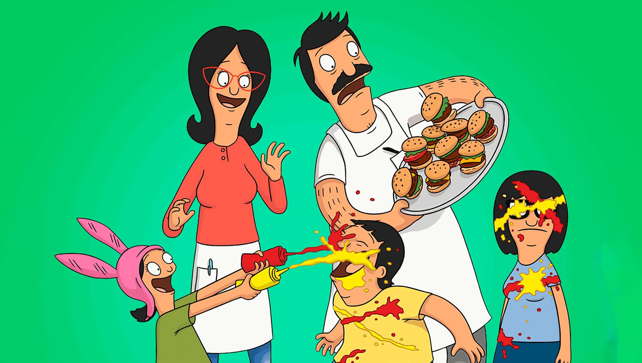 "Wallpaper for ""Bob's Burgers"" (2020)"