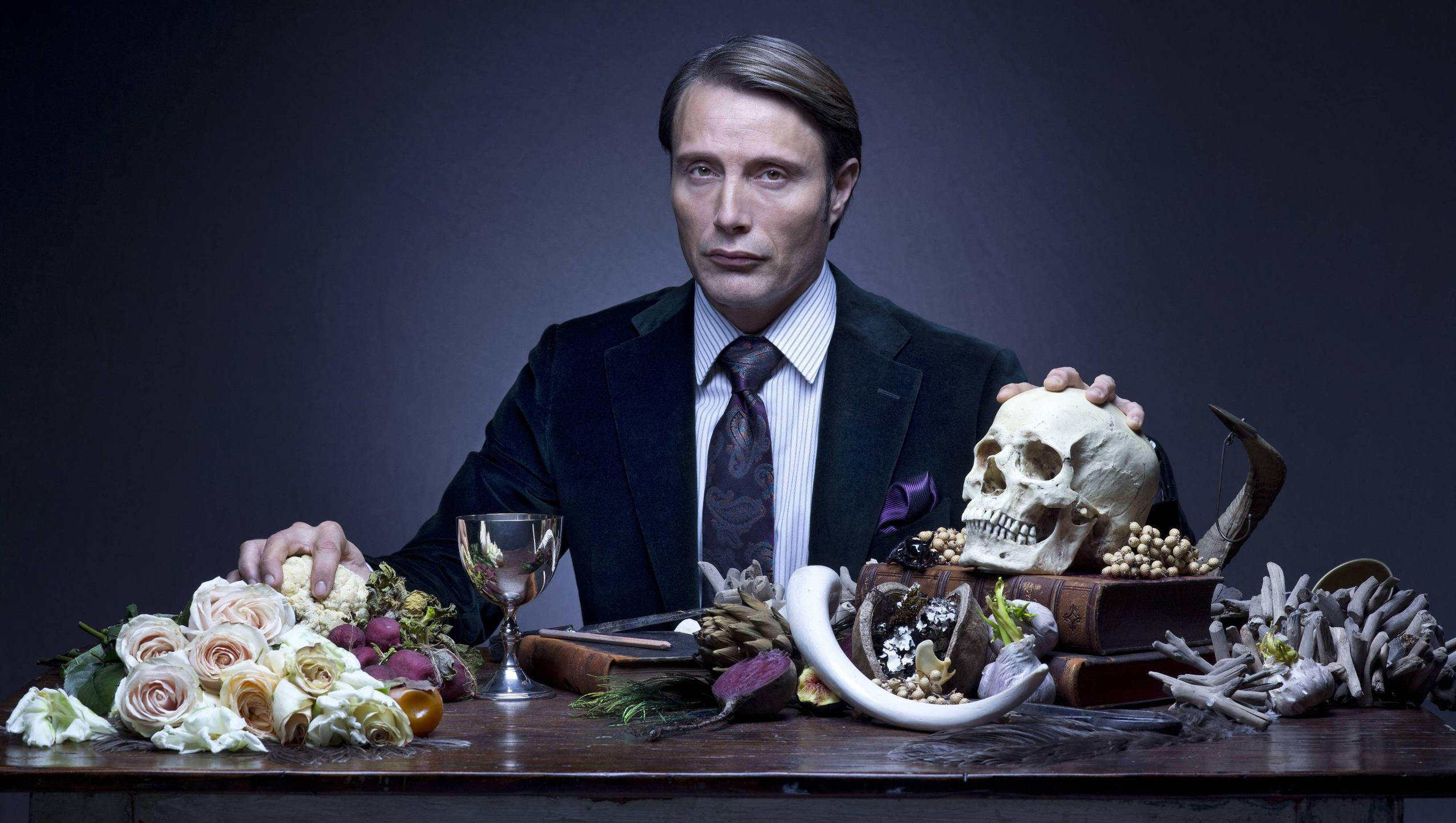 "Wallpaper for ""Hannibal"" (2015)"