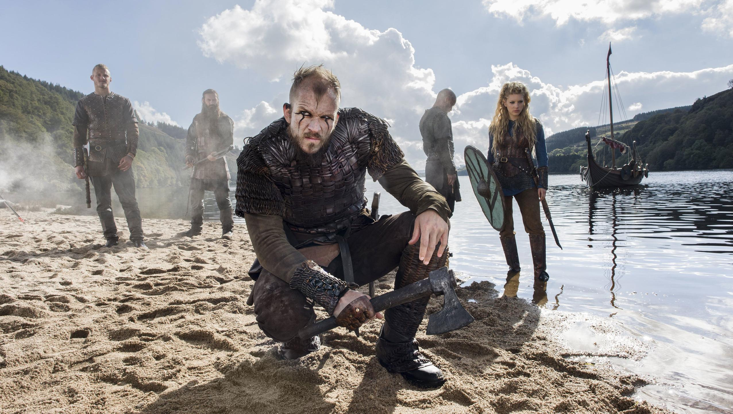 "Wallpaper for ""Vikings"" (2020)"