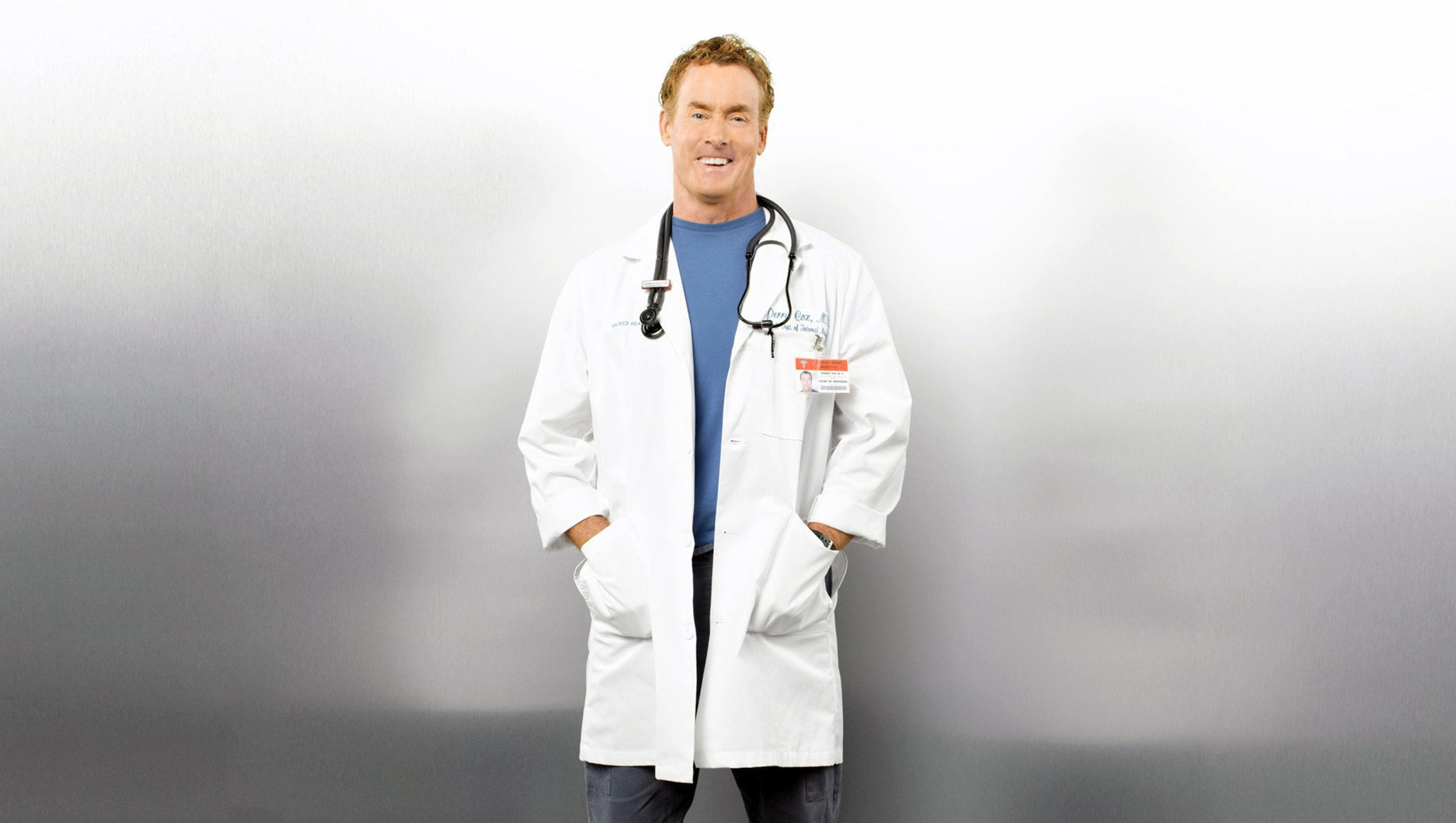 "Wallpaper for ""Scrubs"" (2010)"