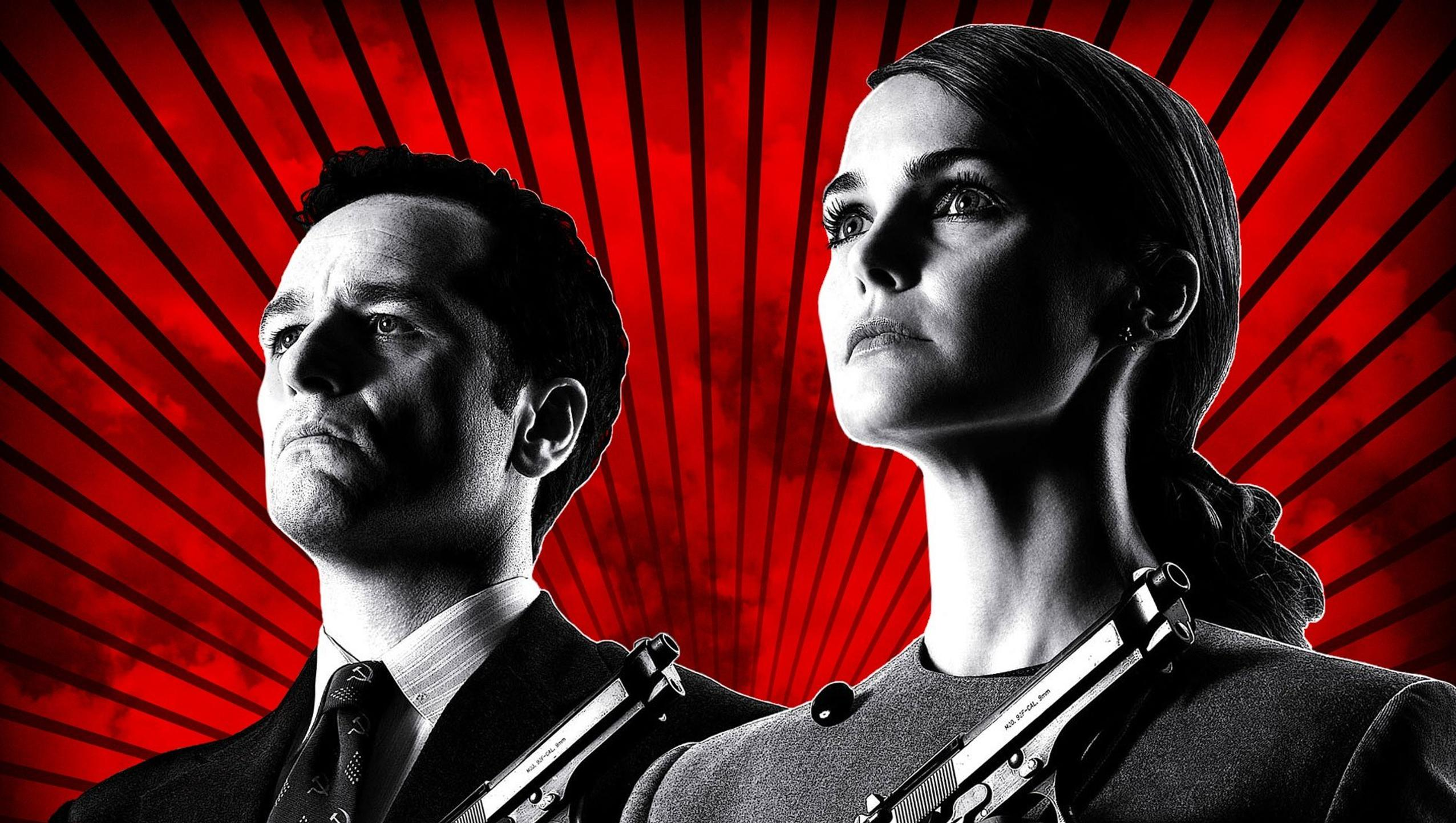 "Wallpaper for ""The Americans"" (2018)"