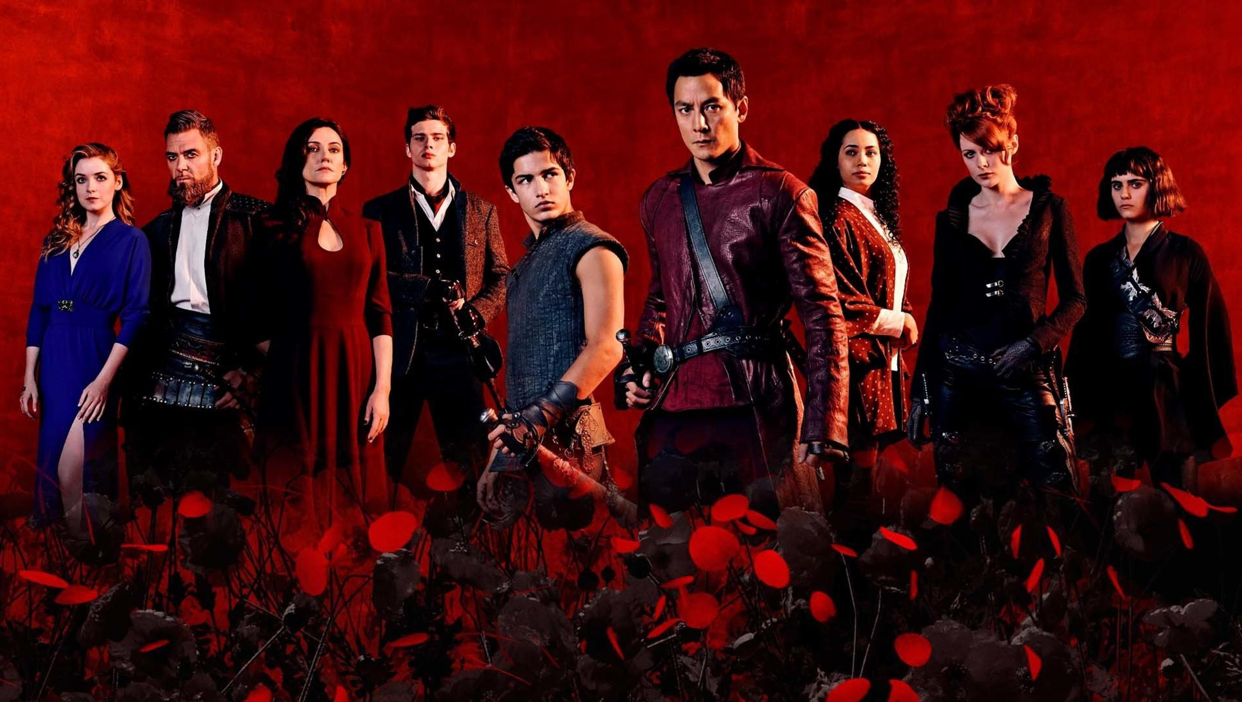 "Wallpaper for ""Into the Badlands"" (2019)"