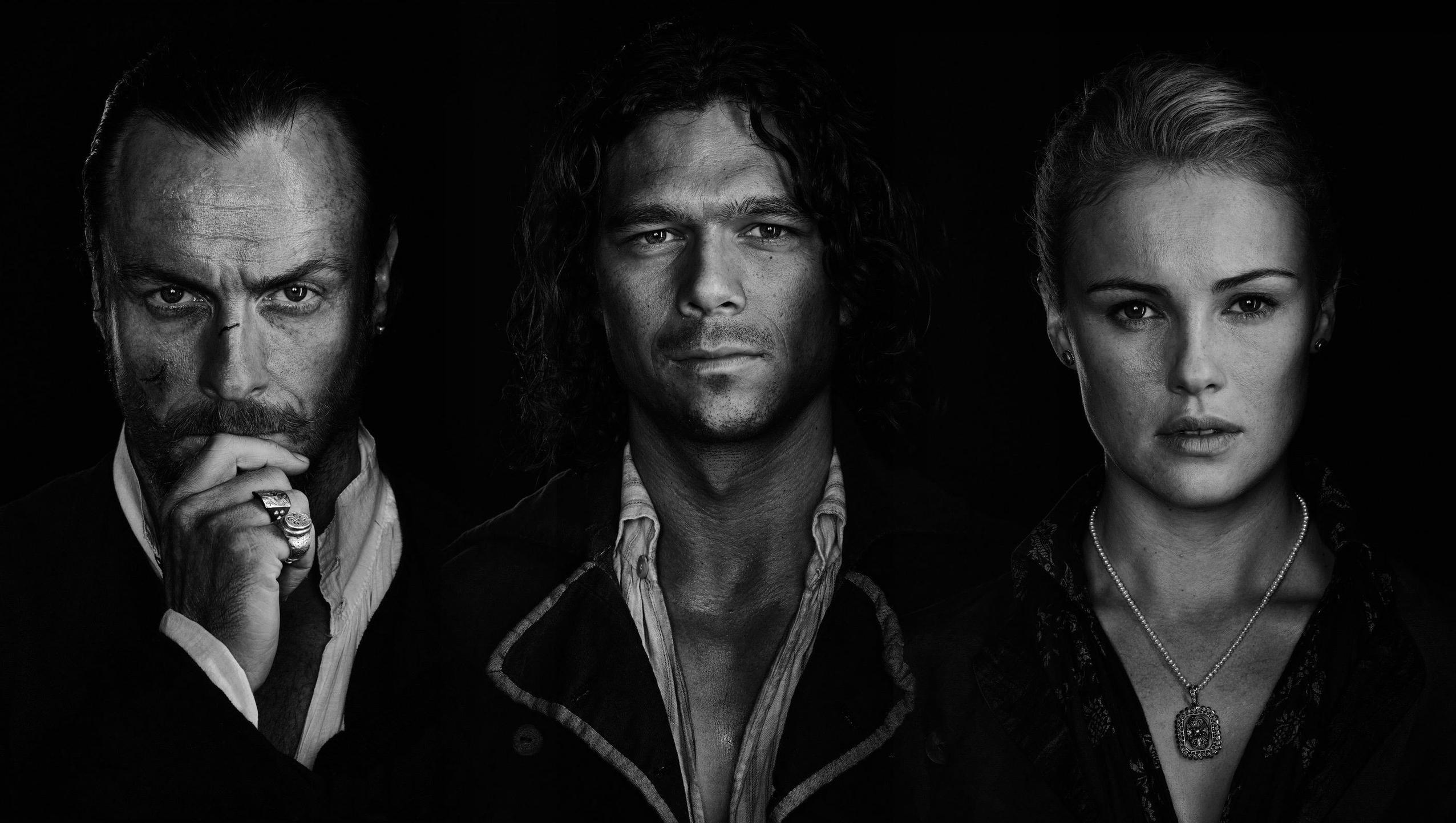 "Wallpaper for ""Black Sails"" (2017)"