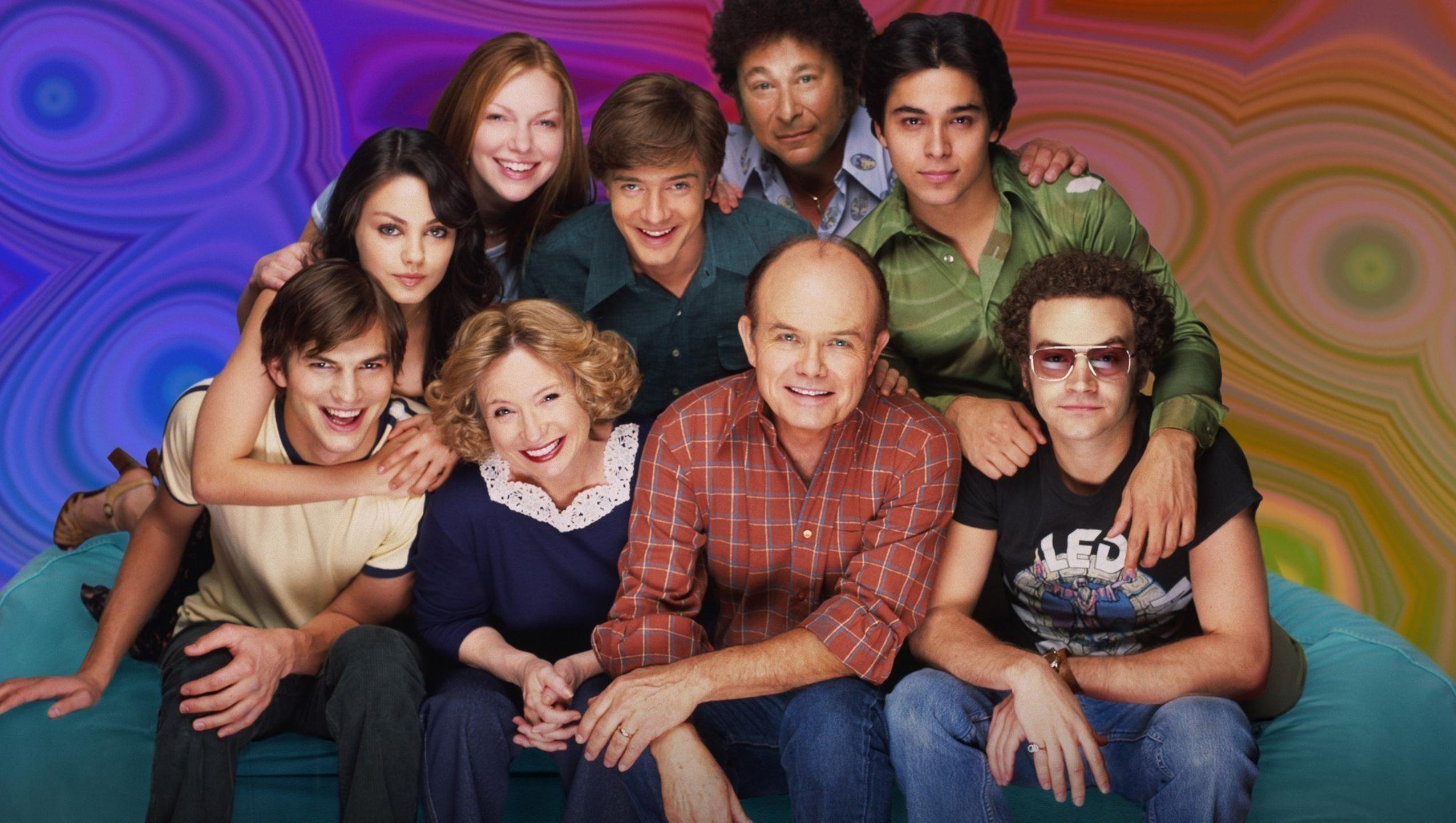 "Wallpaper for ""That '70s Show"" (2006)"