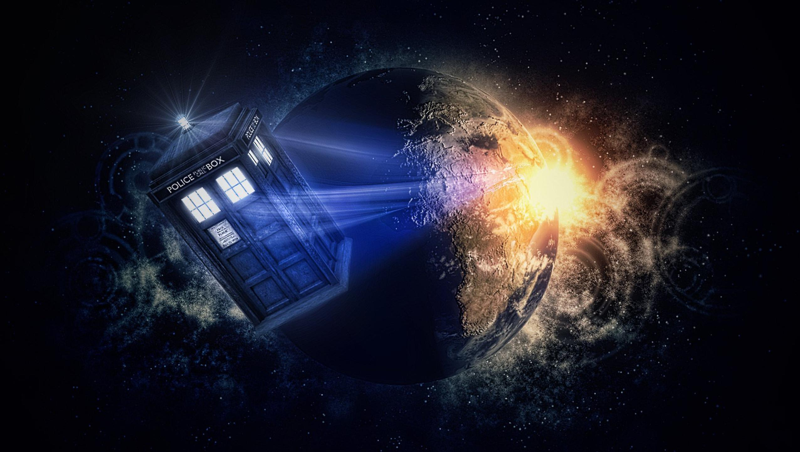 "Wallpaper for ""Doctor Who"" (2020)"