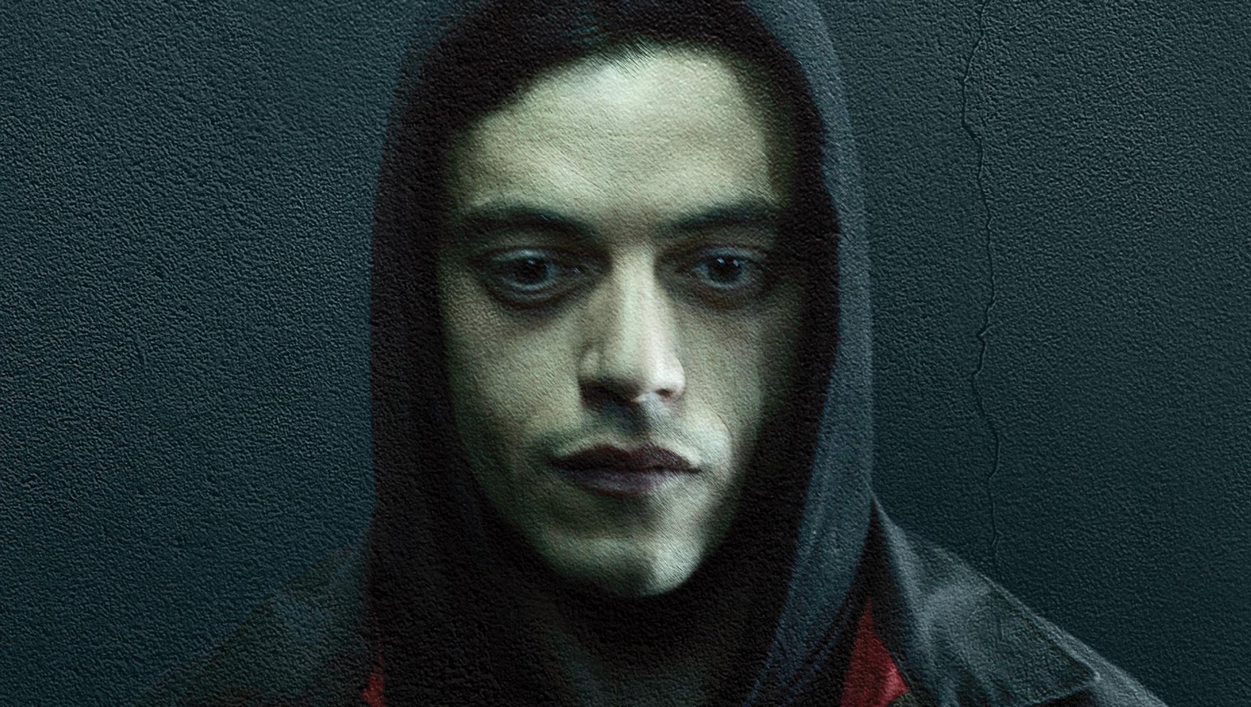 "Wallpaper for ""Mr. Robot"" (2019)"