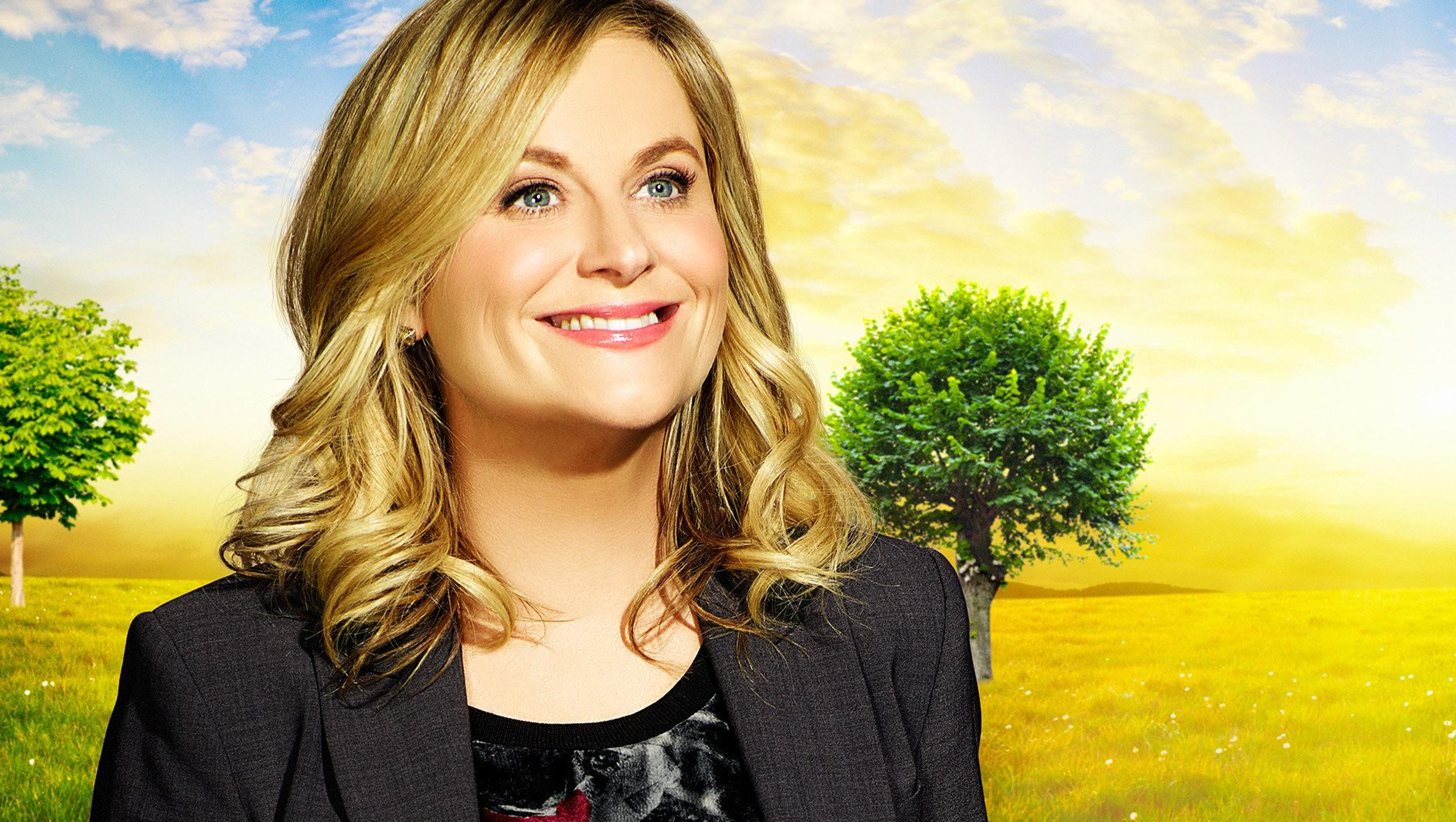 "Wallpaper for ""Parks and Recreation"" (2015)"