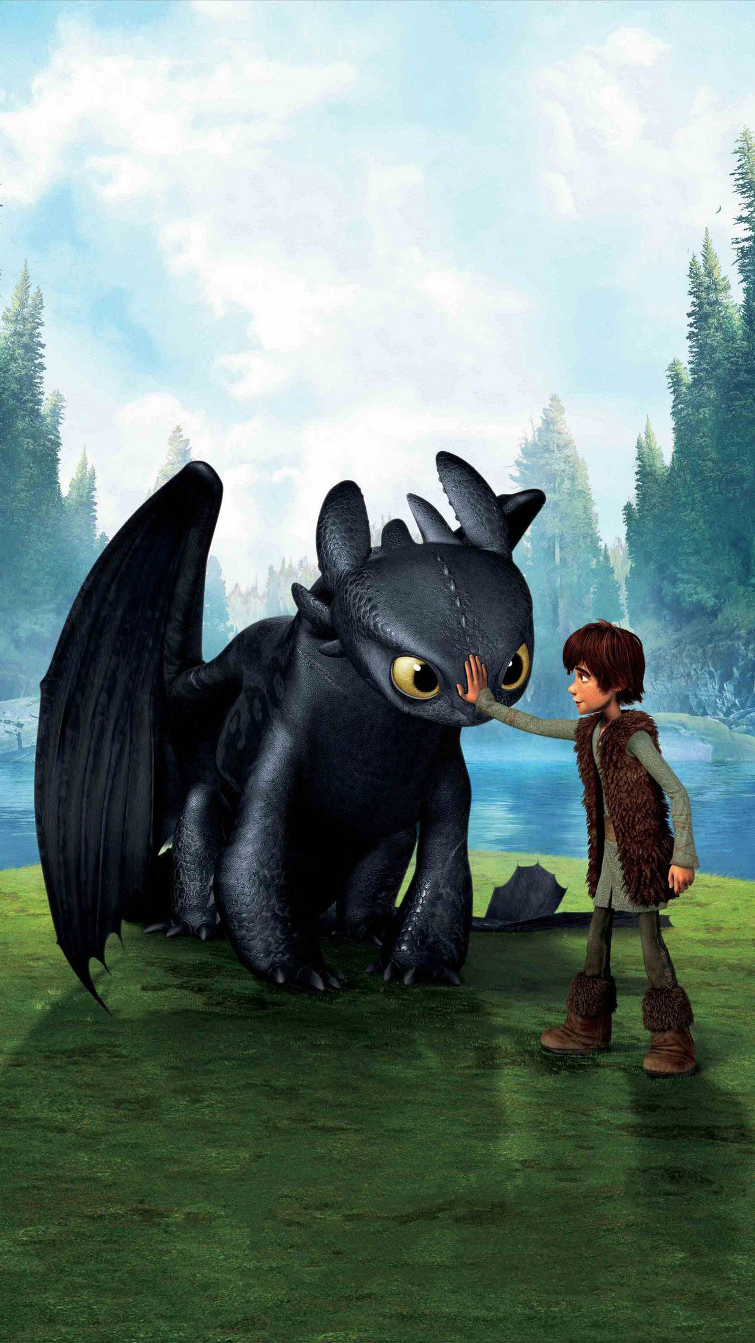 how to train your dragon 2010 phone wallpaper  moviemania