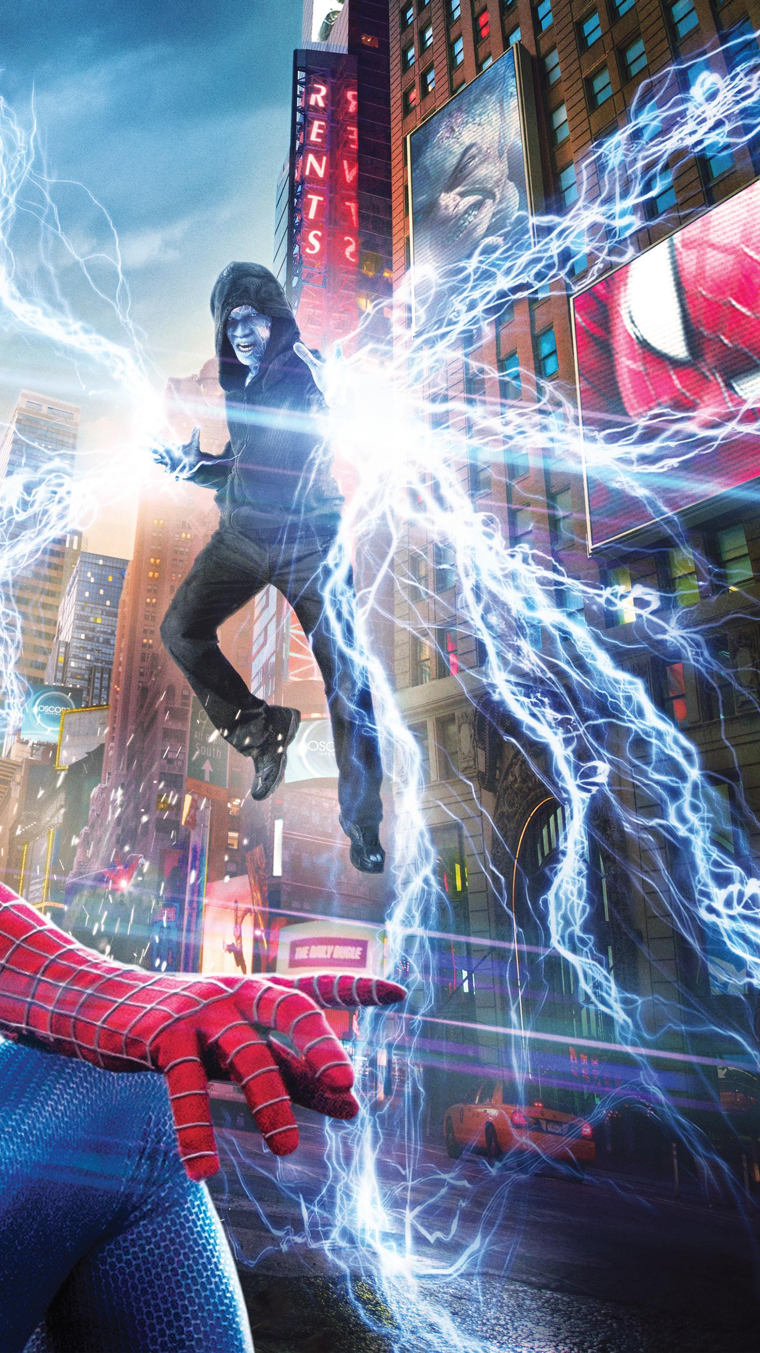 "Wallpaper for ""The Amazing Spider-Man 2"" (2014)"