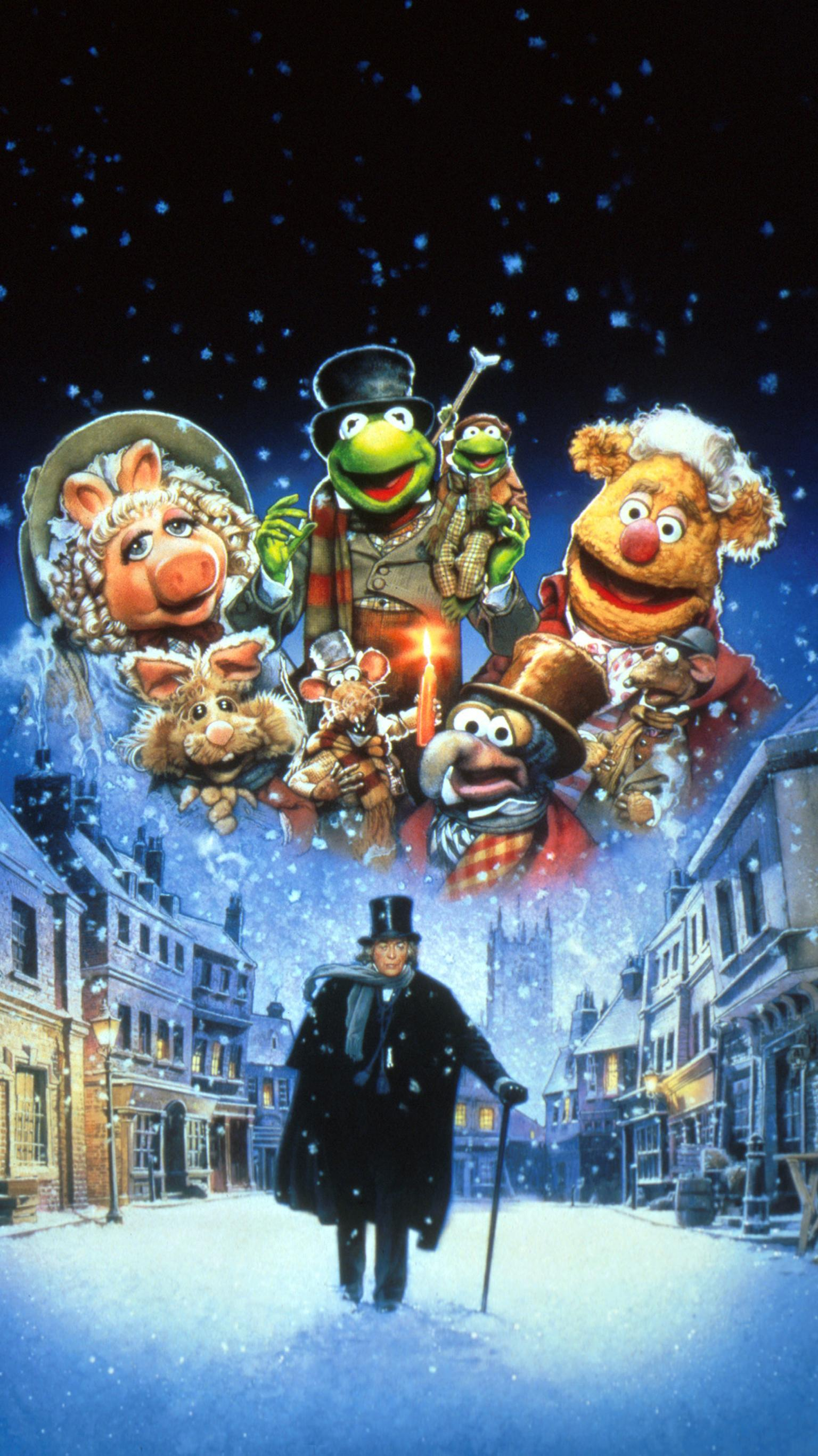 "Wallpaper for ""The Muppet Christmas Carol"" (1992)"