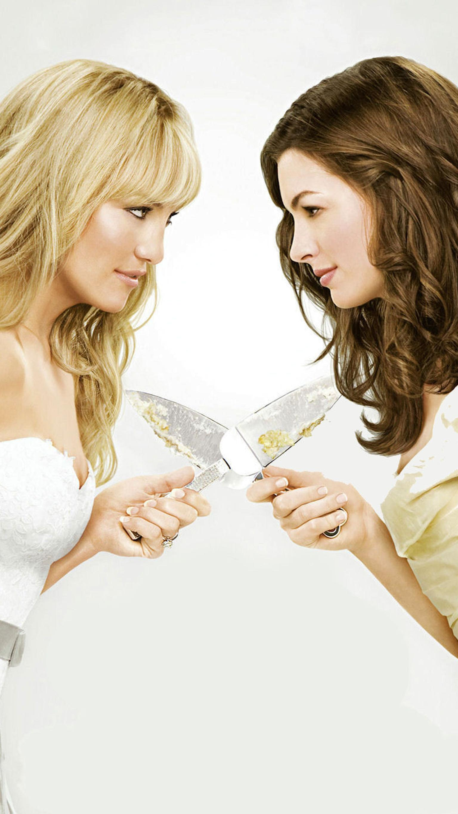 "Wallpaper for ""Bride Wars"" (2009)"