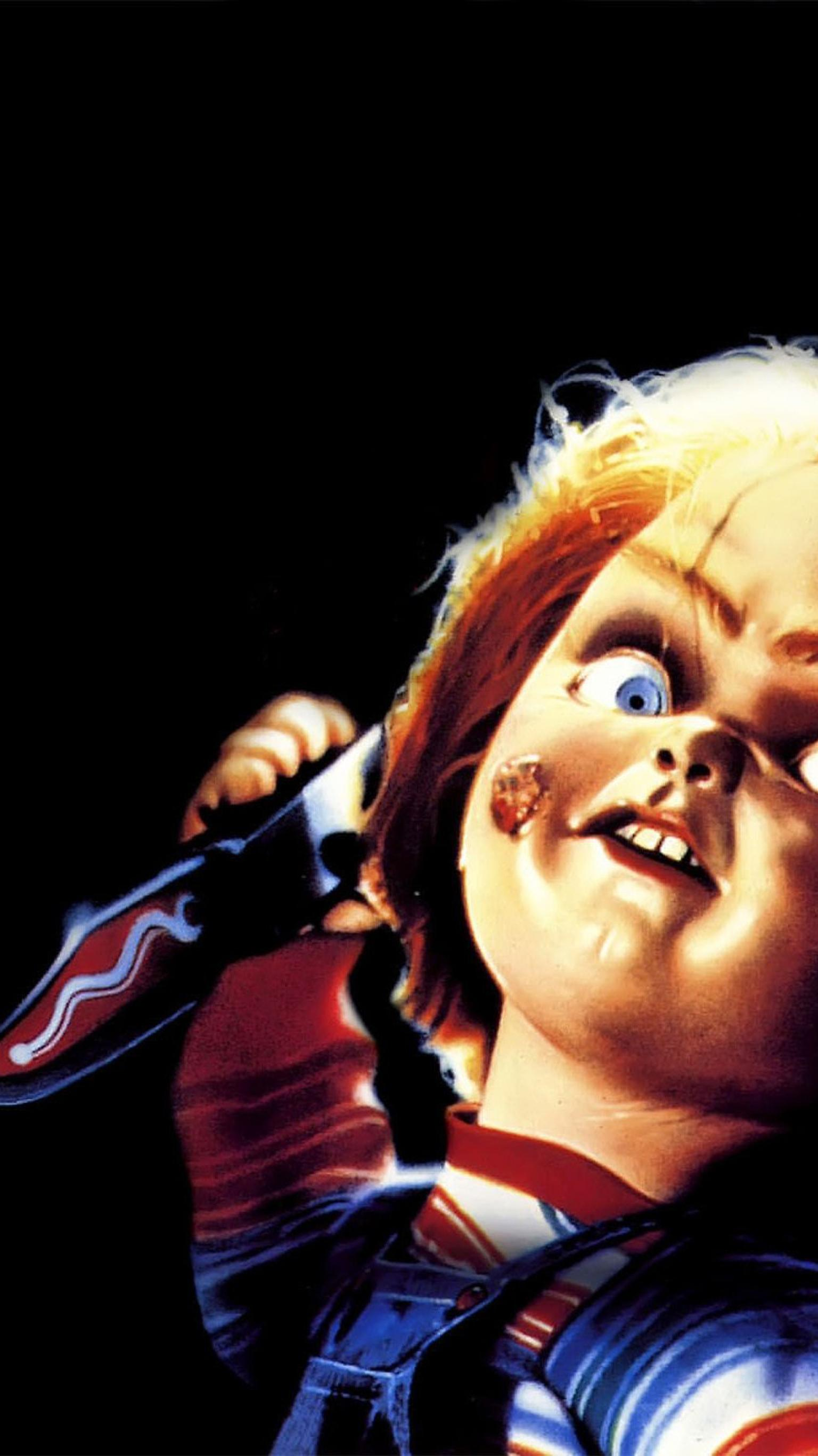 "Wallpaper for ""Child's Play"" (1988)"