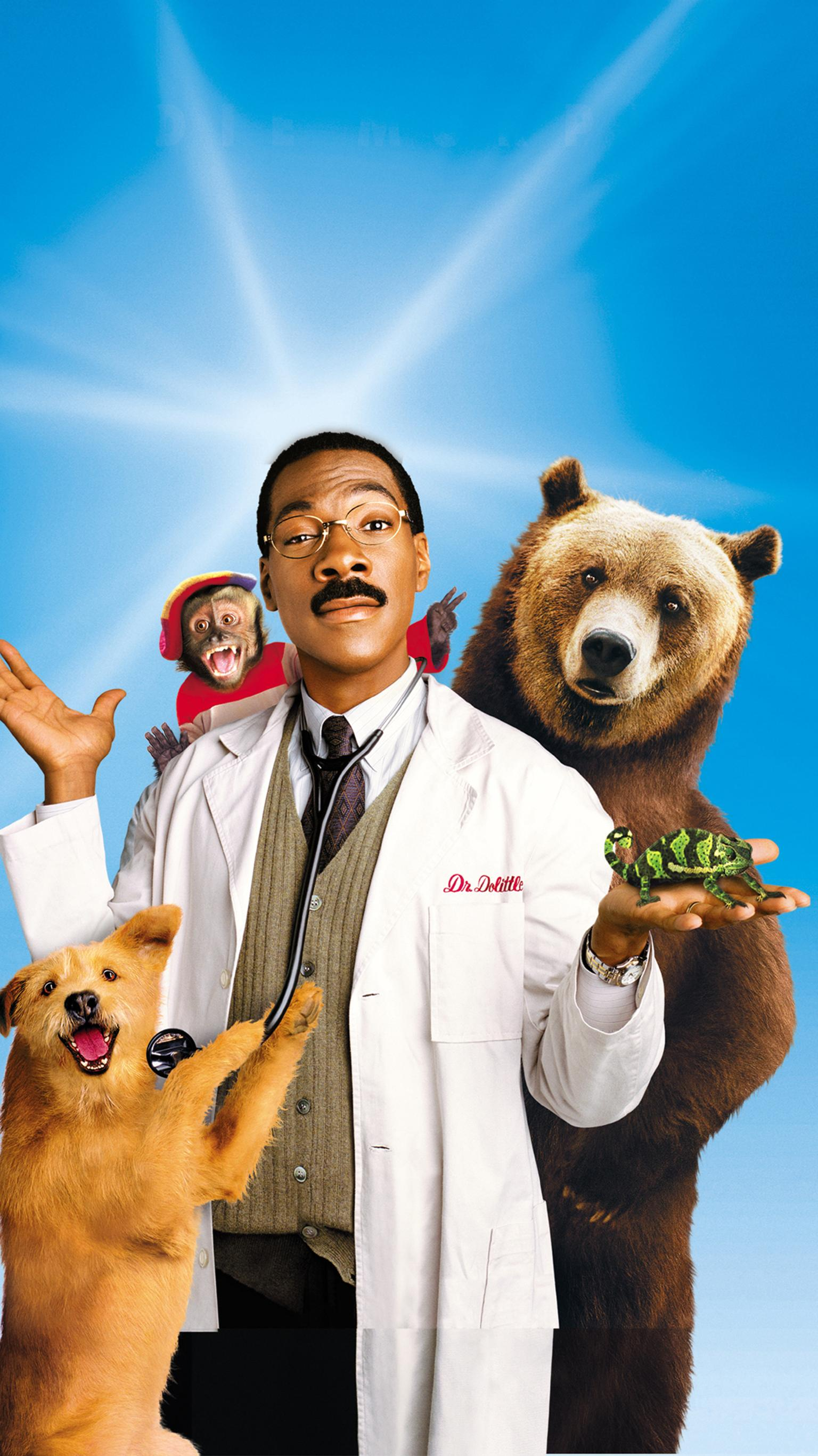 "Wallpaper for ""Dr. Dolittle 2"" (2001)"