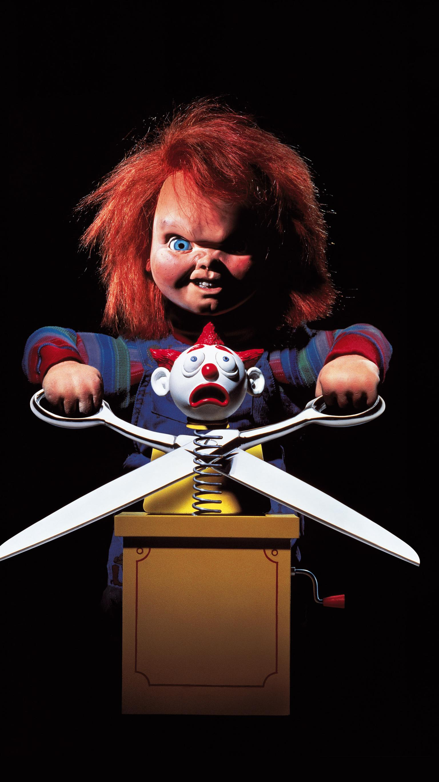 "Wallpaper for ""Child's Play 2"" (1990)"