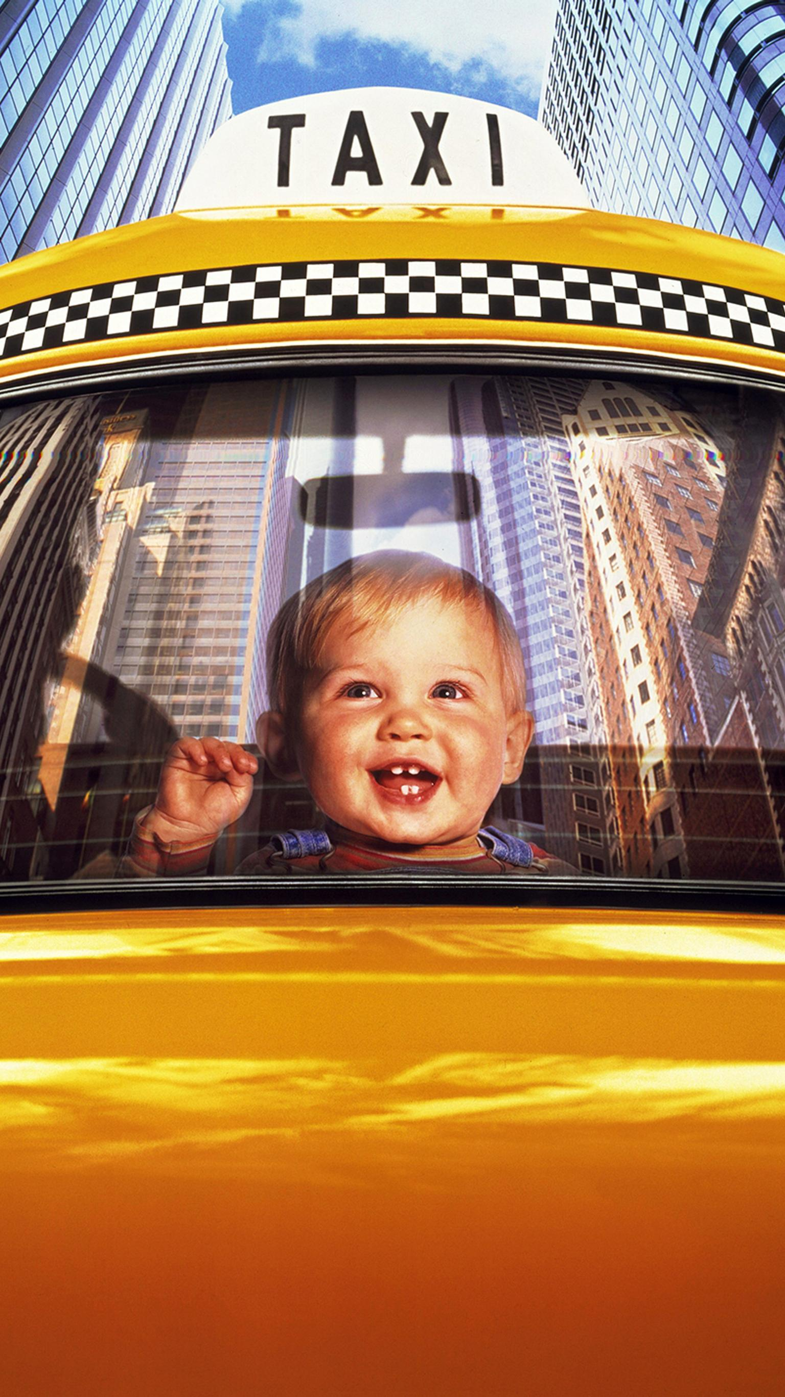 "Wallpaper for ""Baby's Day Out"" (1994)"