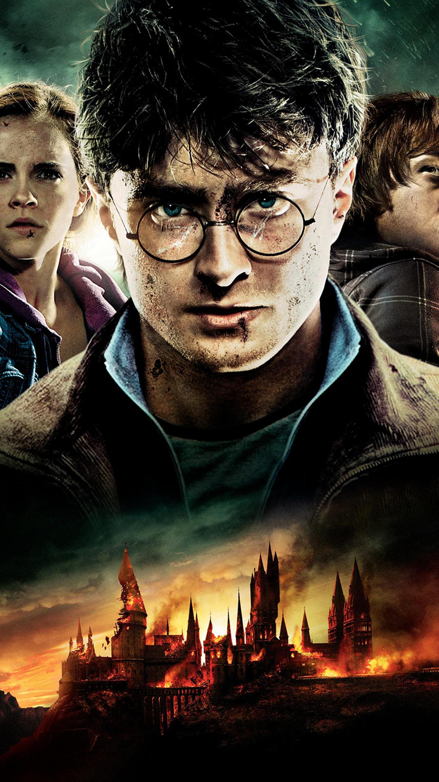 Harry Potter and the Deathly Hallows: Part 2 (2011) Phone ...