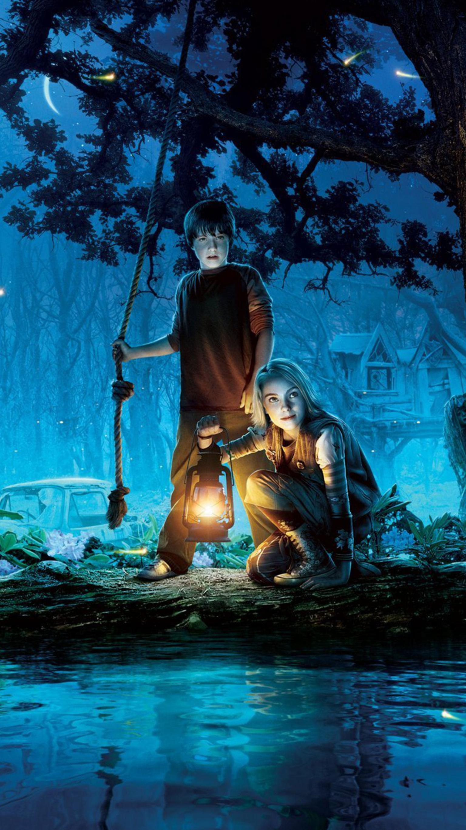 "Wallpaper for ""Bridge to Terabithia"" (2007)"