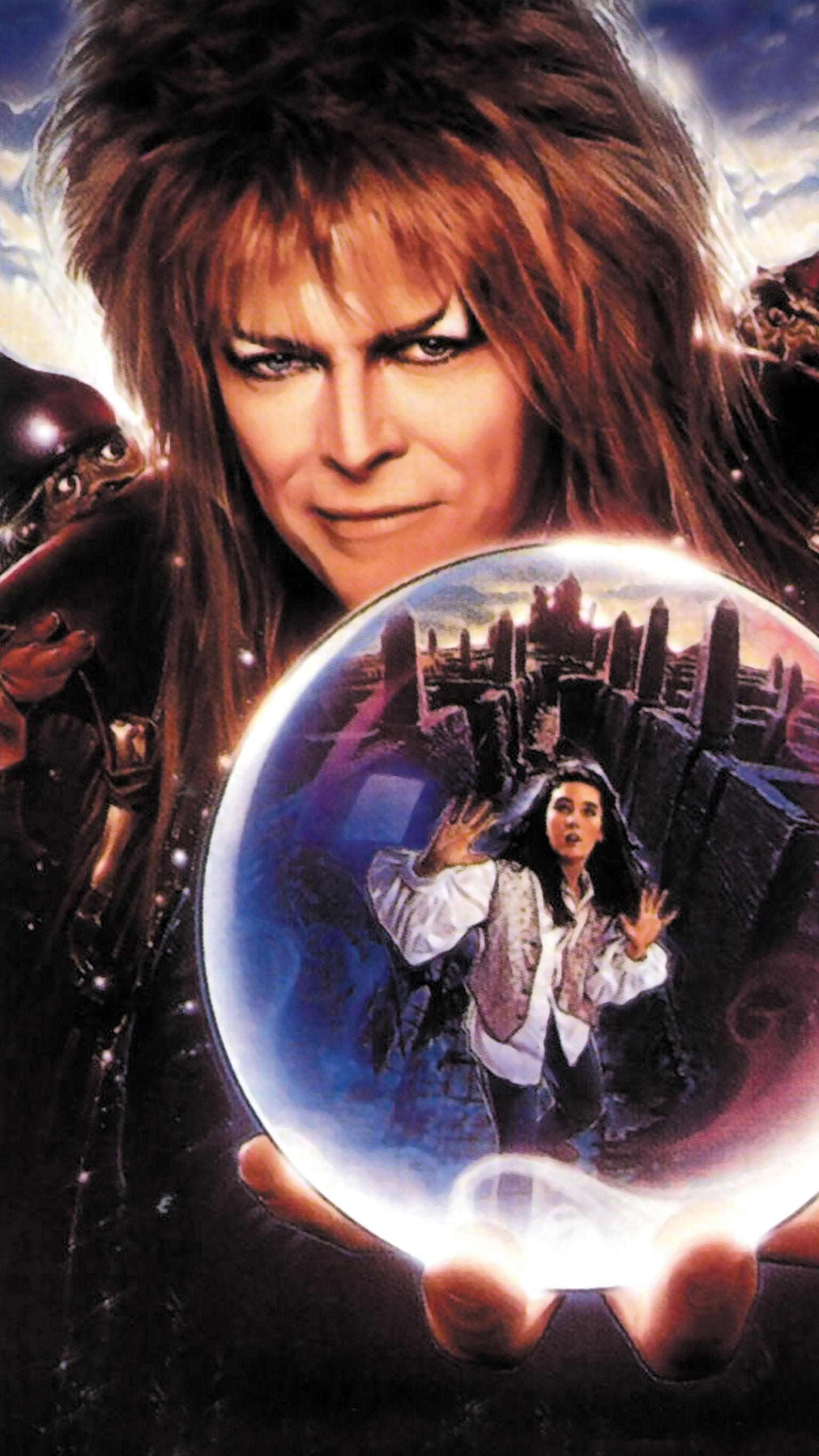 "Wallpaper for ""Labyrinth"" (1986)"