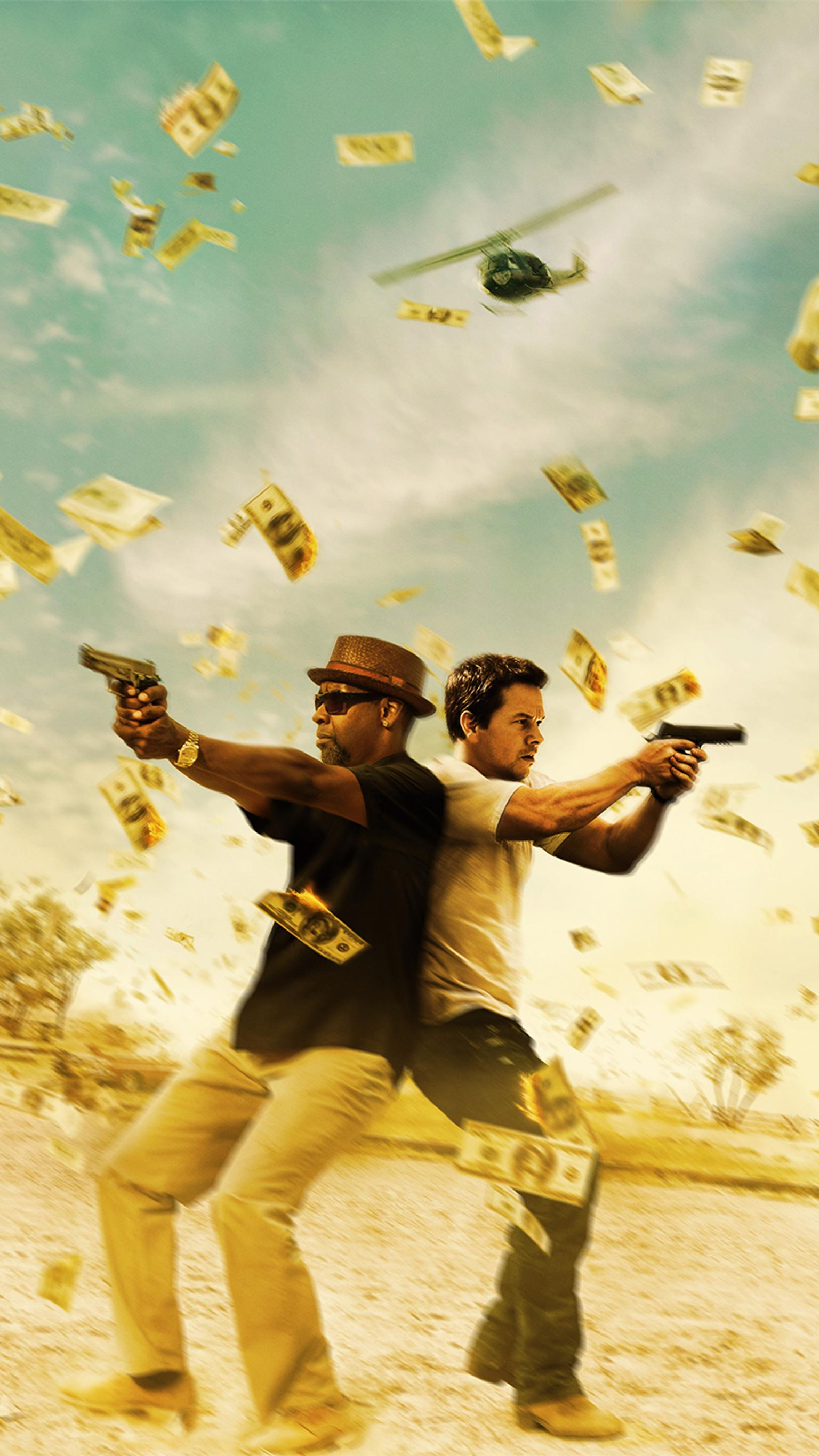 "Wallpaper for ""2 Guns"" (2013)"