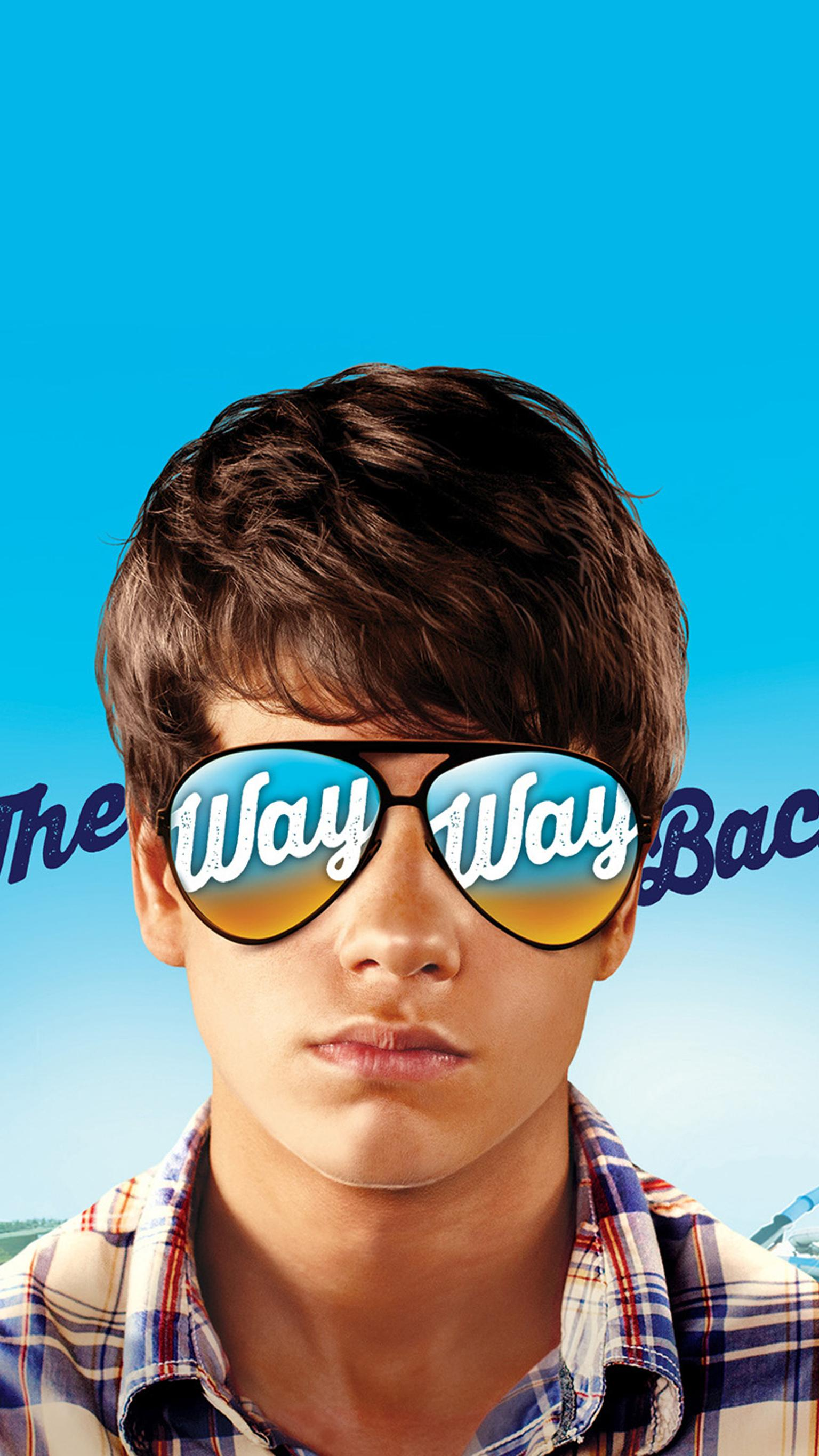 "Wallpaper for ""The Way Way Back"" (2013)"