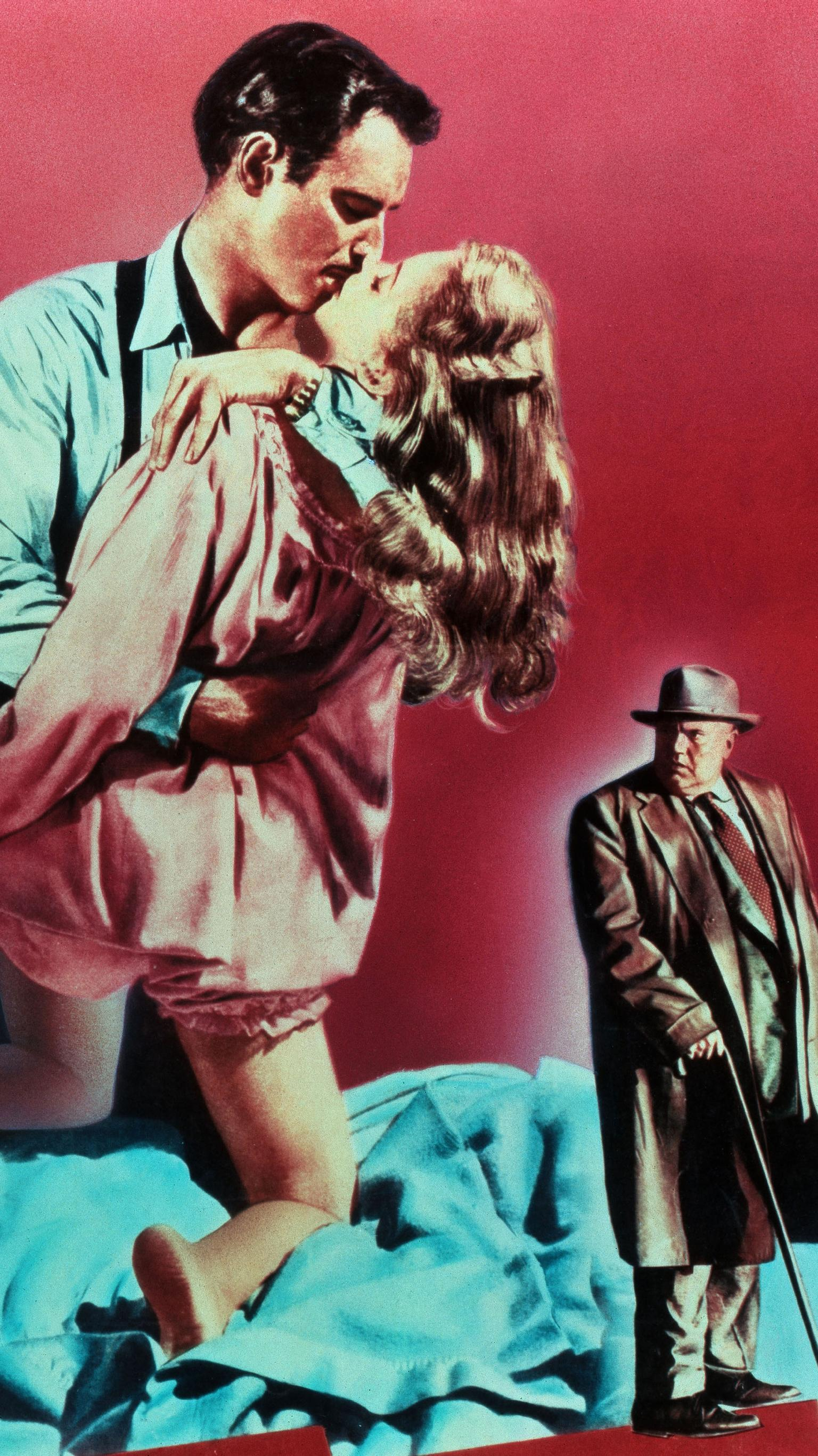 "Wallpaper for ""Touch of Evil"" (1958)"