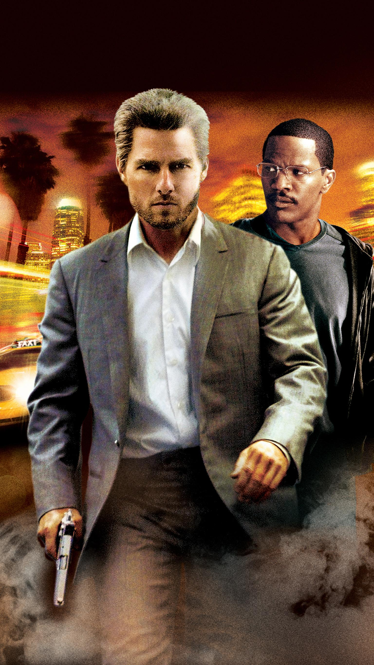 "Wallpaper for ""Collateral"" (2004)"