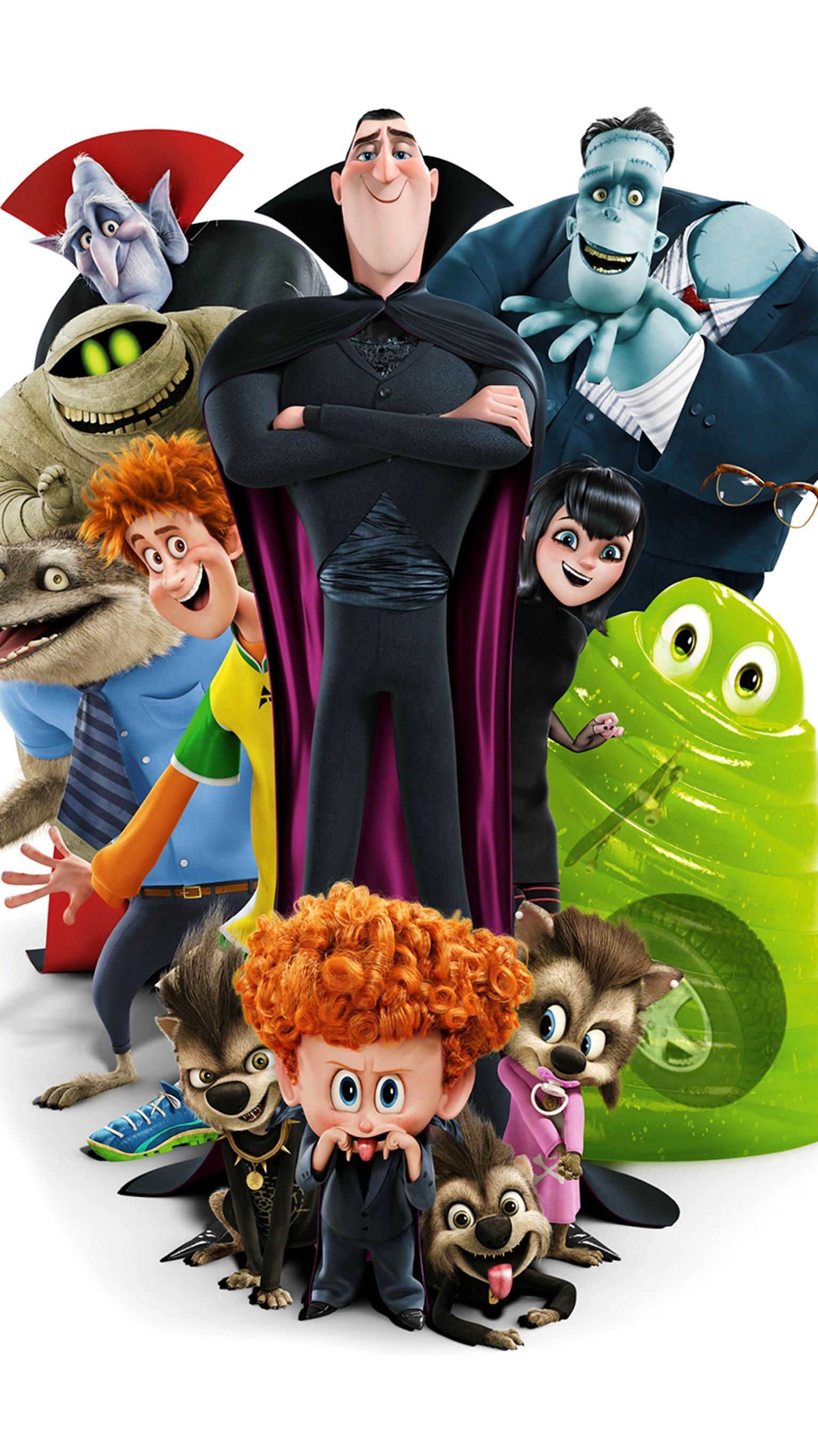 "Wallpaper for ""Hotel Transylvania 2"" (2015)"