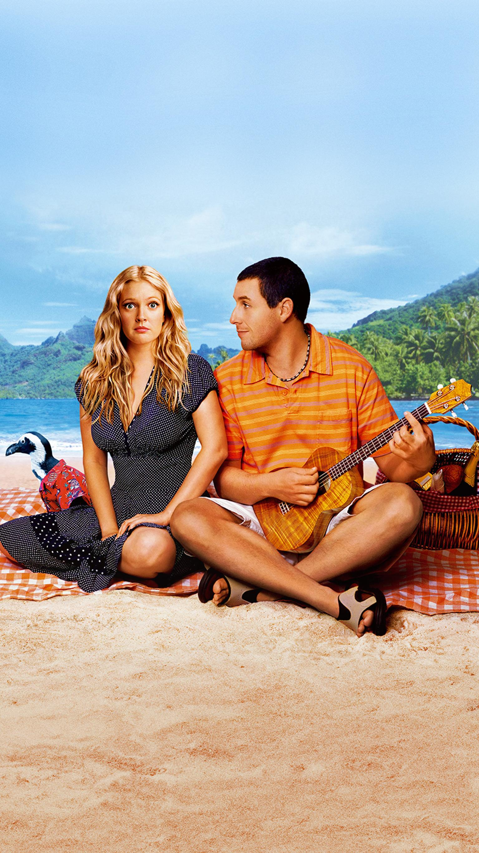 "Wallpaper for ""50 First Dates"" (2004)"