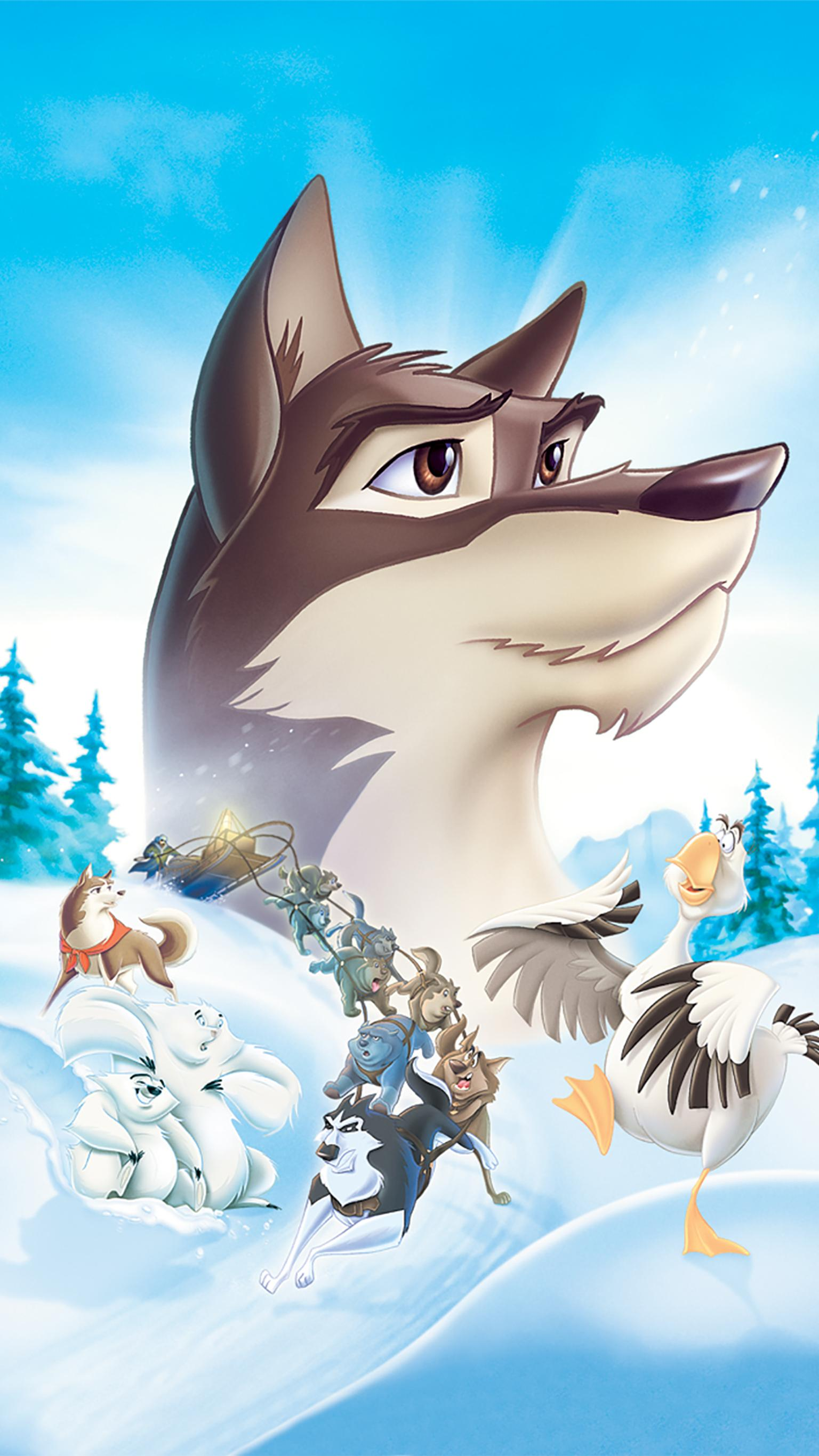 "Wallpaper for ""Balto"" (1995)"